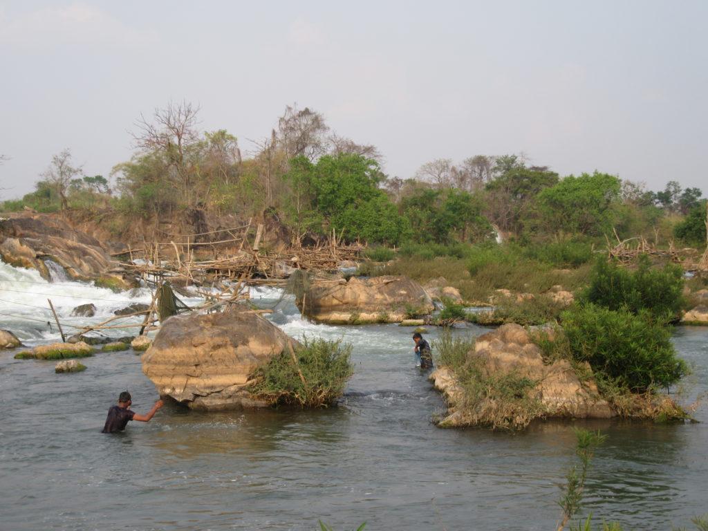 Laos Mekong 4000 iles