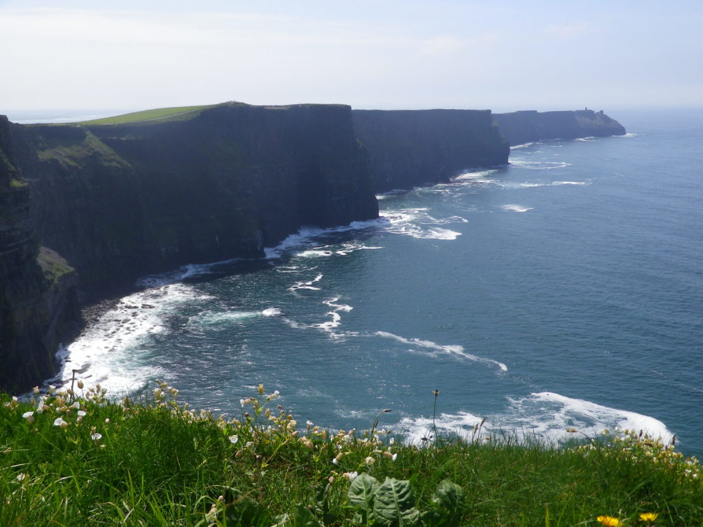 Cliff of Moher Irlande côte ouest