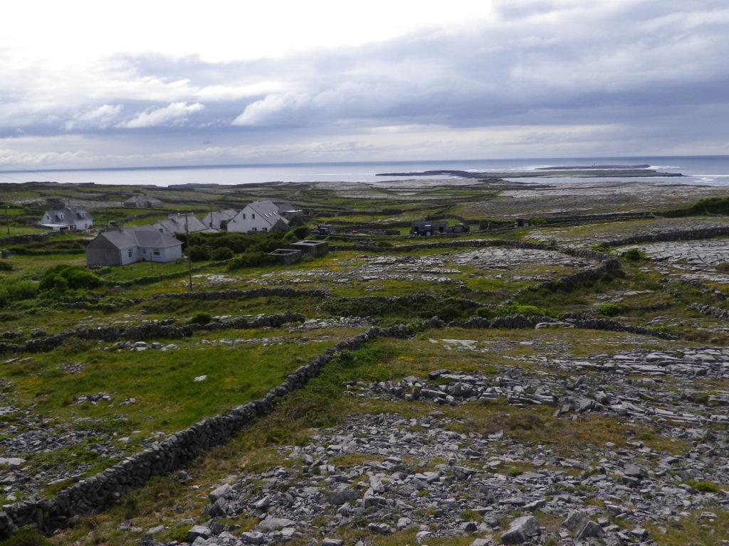 L'archipel des iles Aran en Irlande voyage a vélo