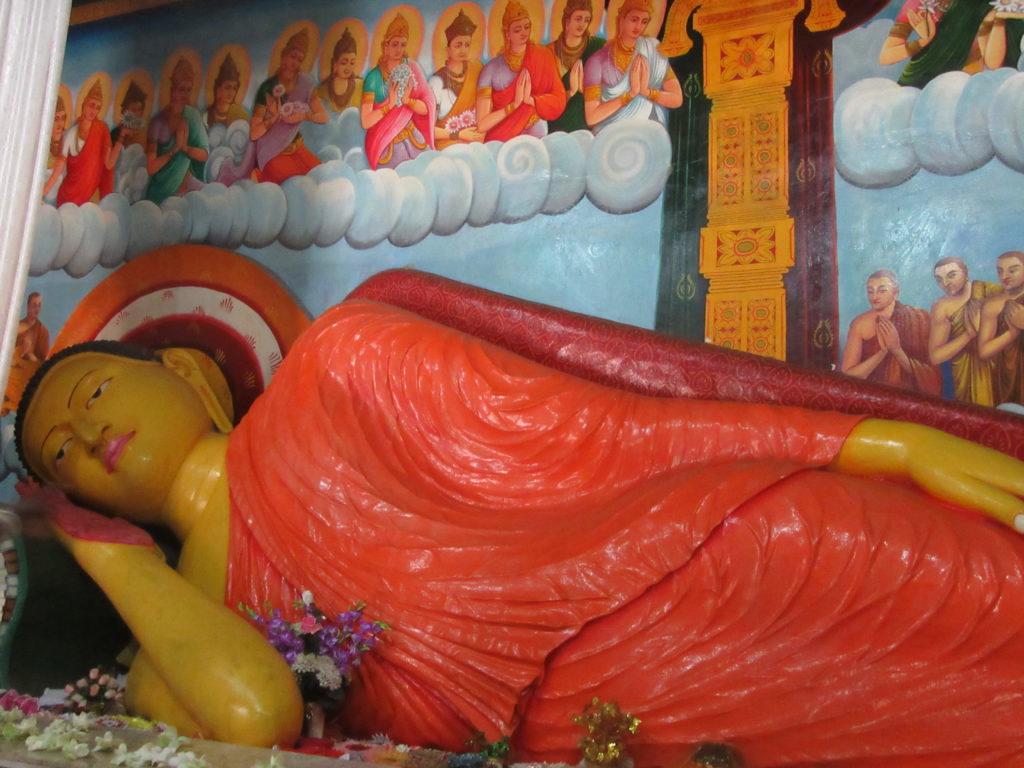 La ville sacrée de Anuradhapura au Sri Lanka triangle culturel