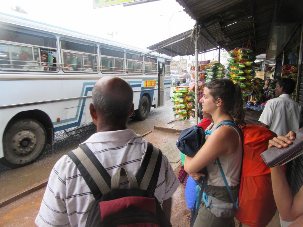 Voyage au Sri Lanka en bus