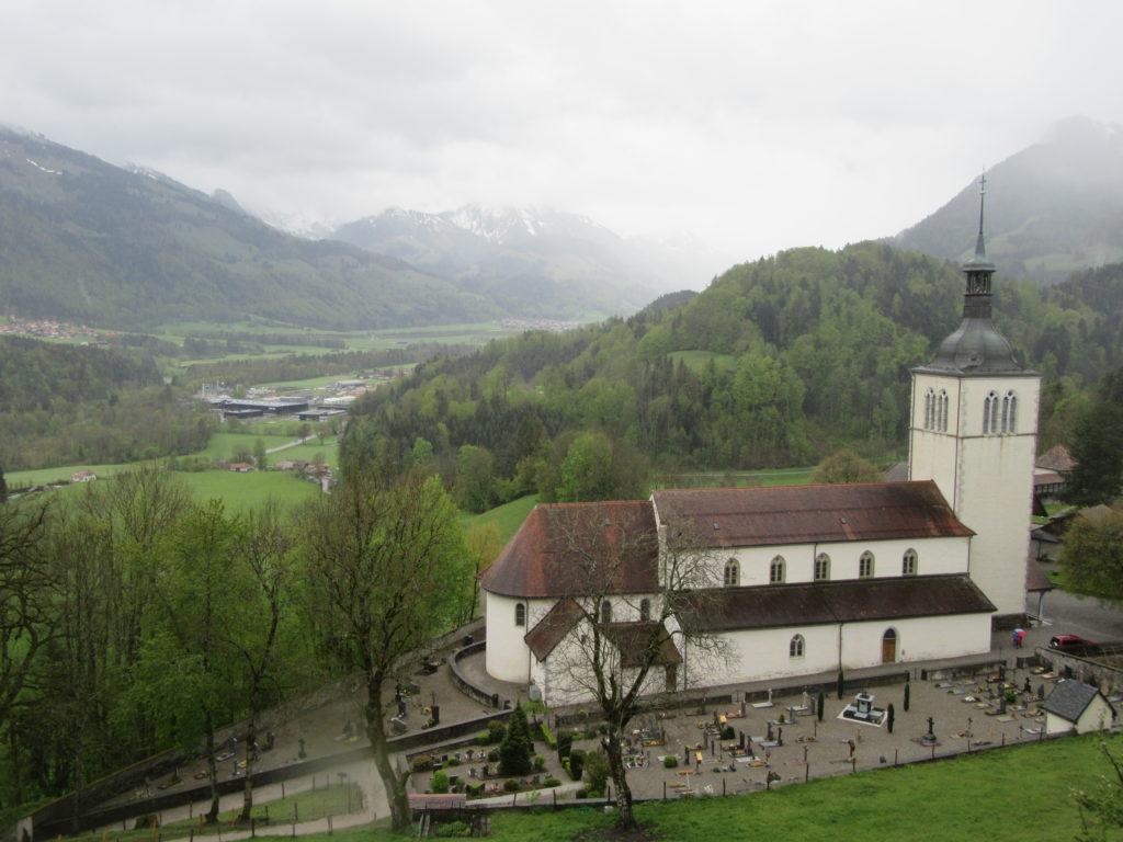 Voyage Suisse parc national Gruyères
