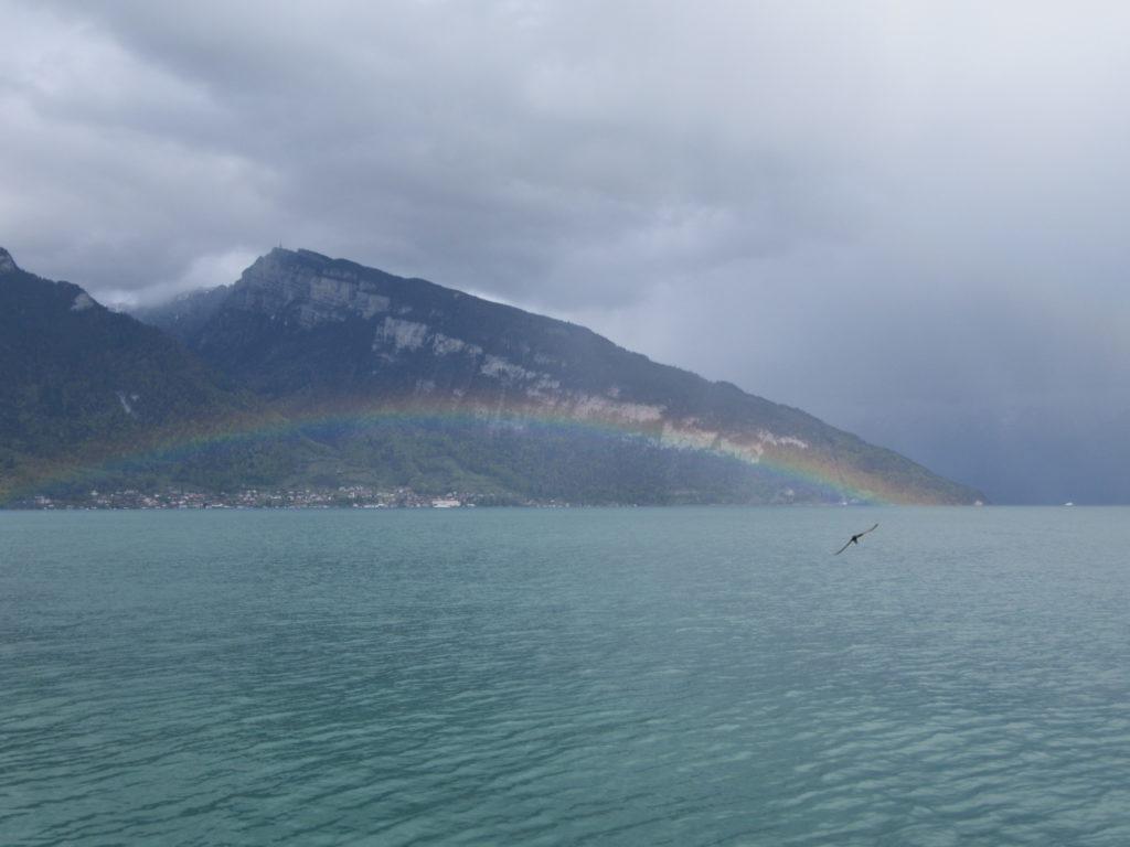 Voyage en Suisse road trip