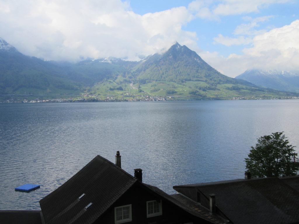 logement lac lucerne suisse