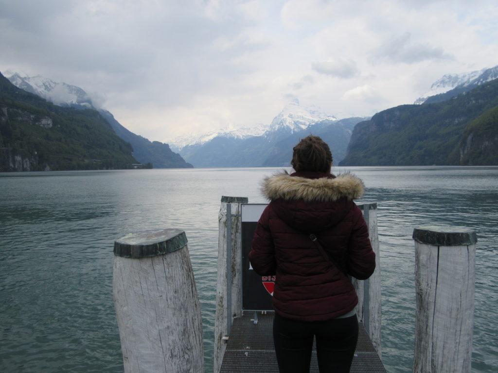 Randonnée swiss pass lac des 4 cantons Brunnen