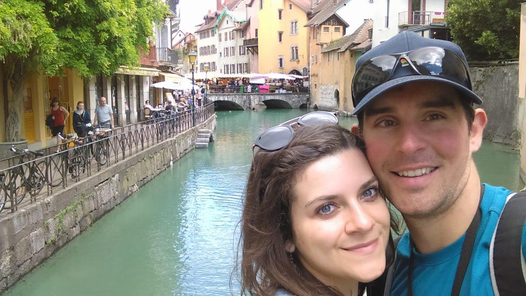 Week-end en amoureux à Annecy Venise des Alpes
