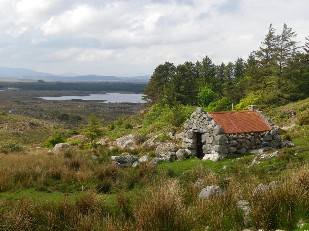 Voyage à vélo dans le Connemara en Irlande