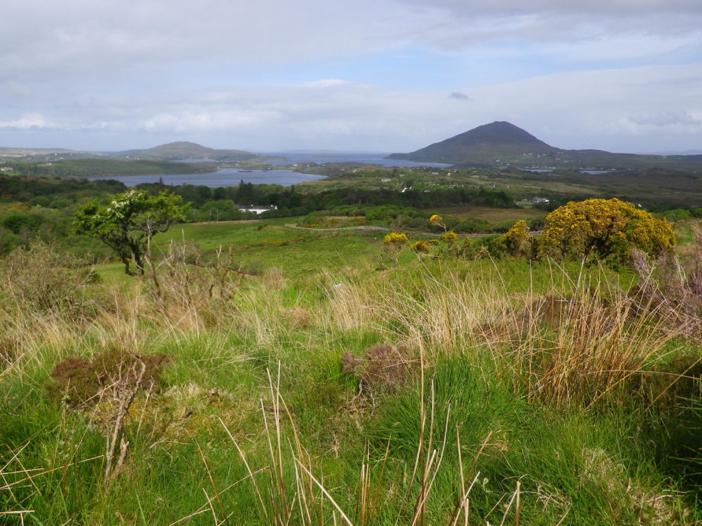 Parc national du Connemara Irlande