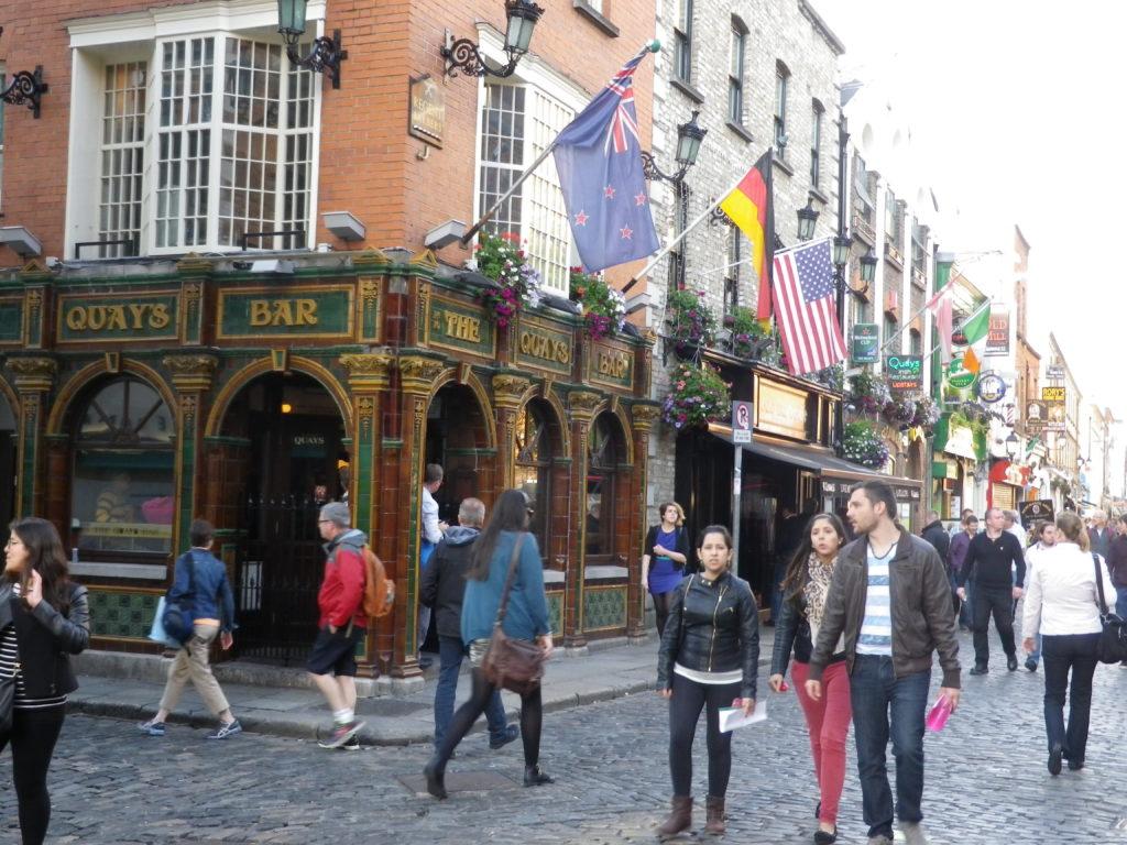 Temple Bar Dublin irlande