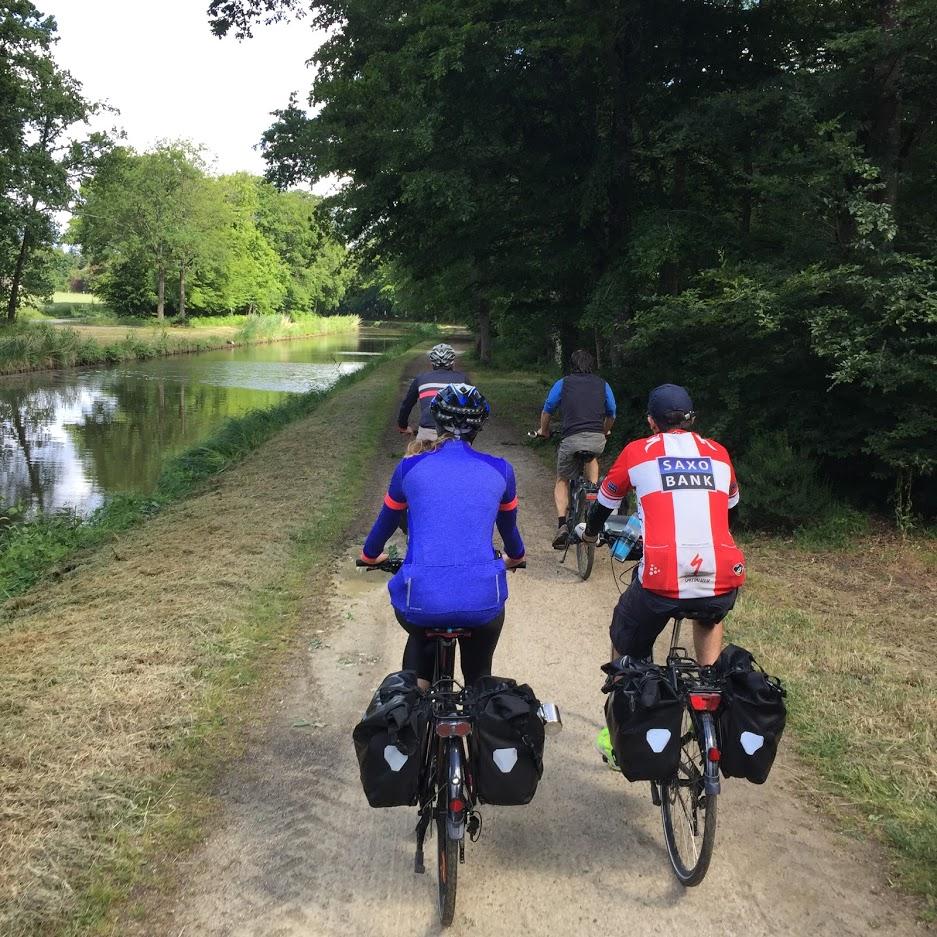 Le canal d'ille et rance à vélo week-end à vélo