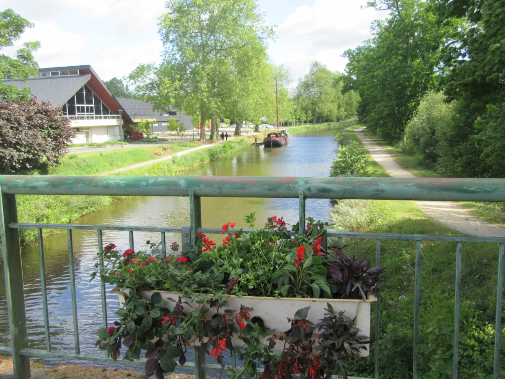 Le canal d'ille et rance à vélo