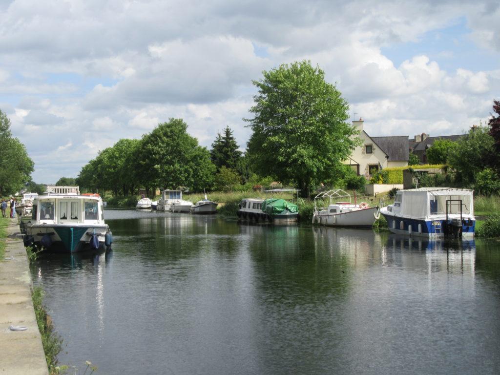 Voyage à vélo canal d'ille et rance