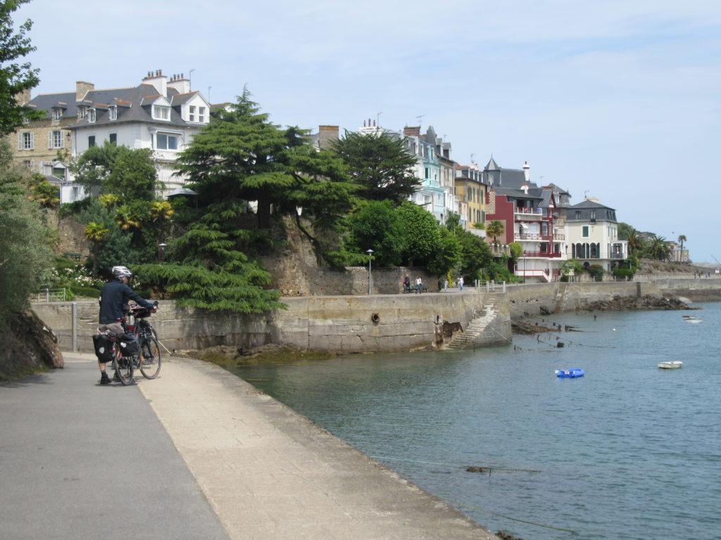 Dinard en Bretagne