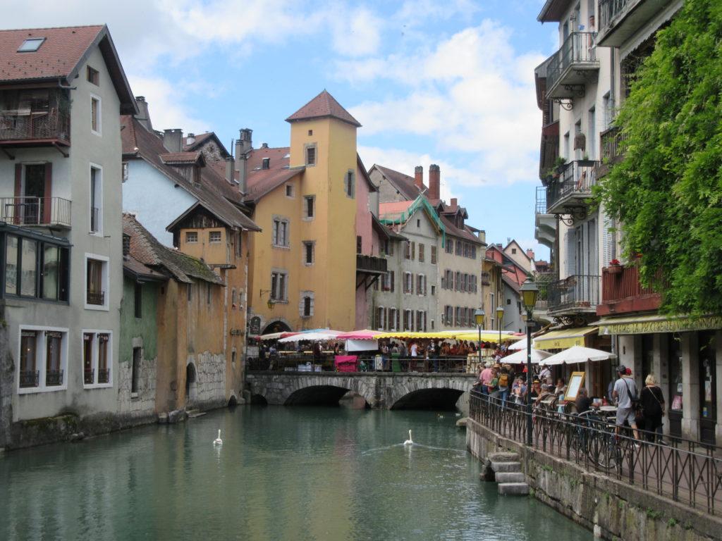 Week-end 2 jours en amoureux à Annecy Venise des Alpes