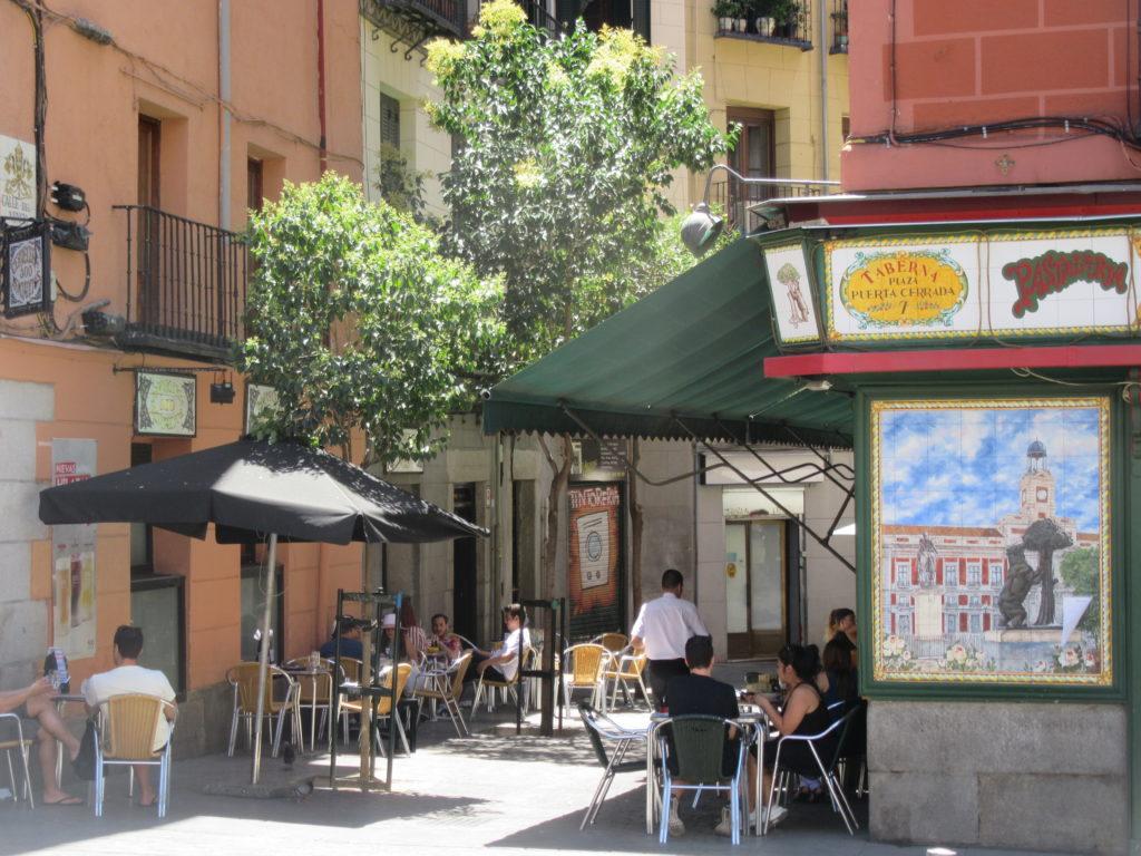 City trip à Madrid balade dans les ruelles