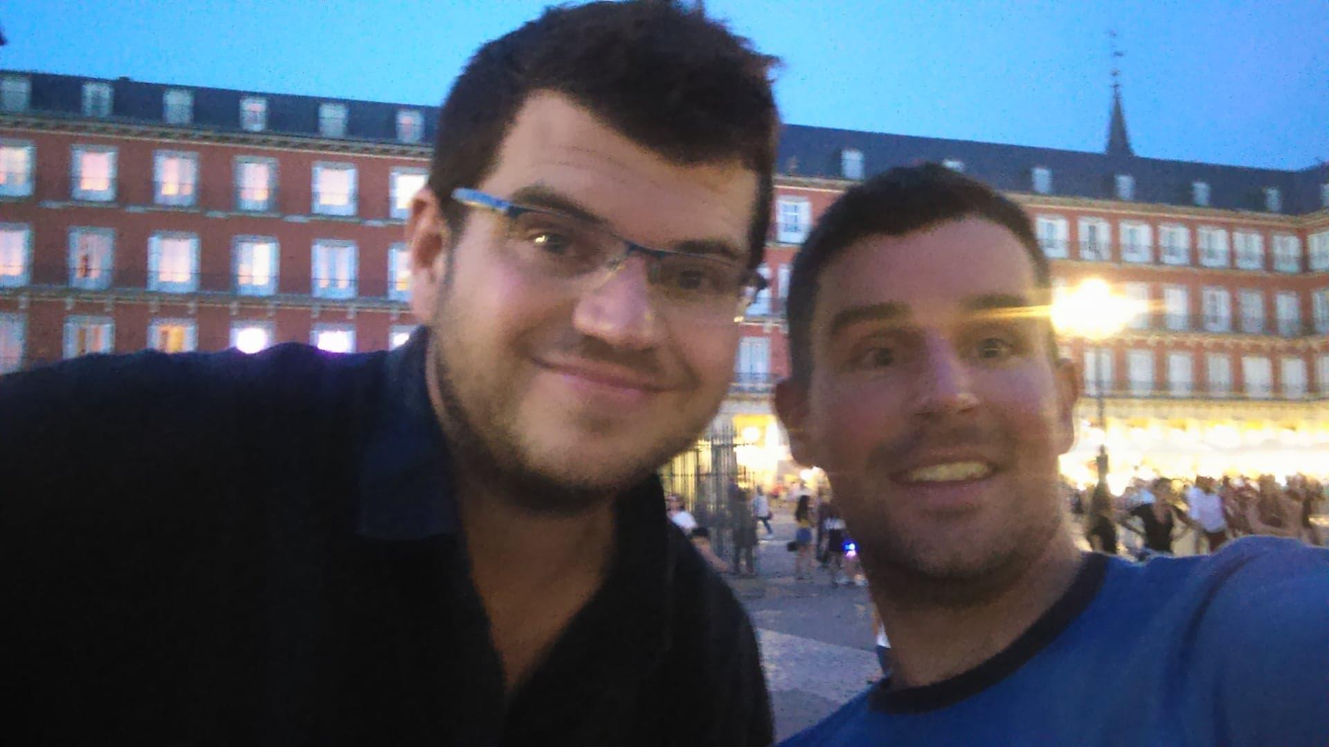 Faire la fete à Madrid