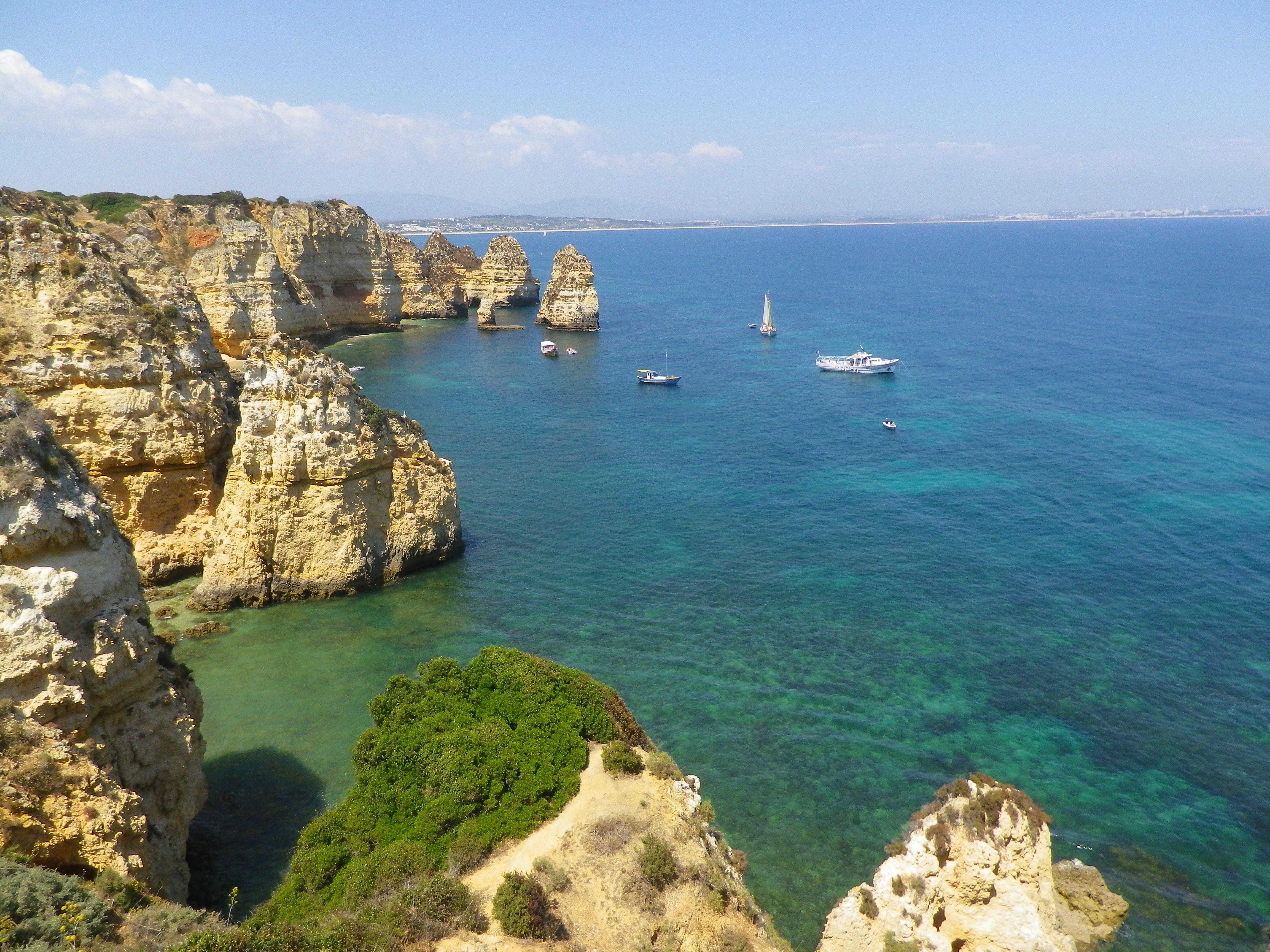 Algarve Portugal voyage a vélo