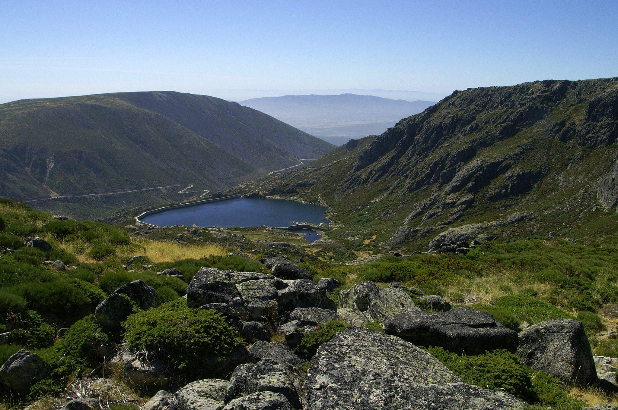 Serra Estrela Portugal montagnes