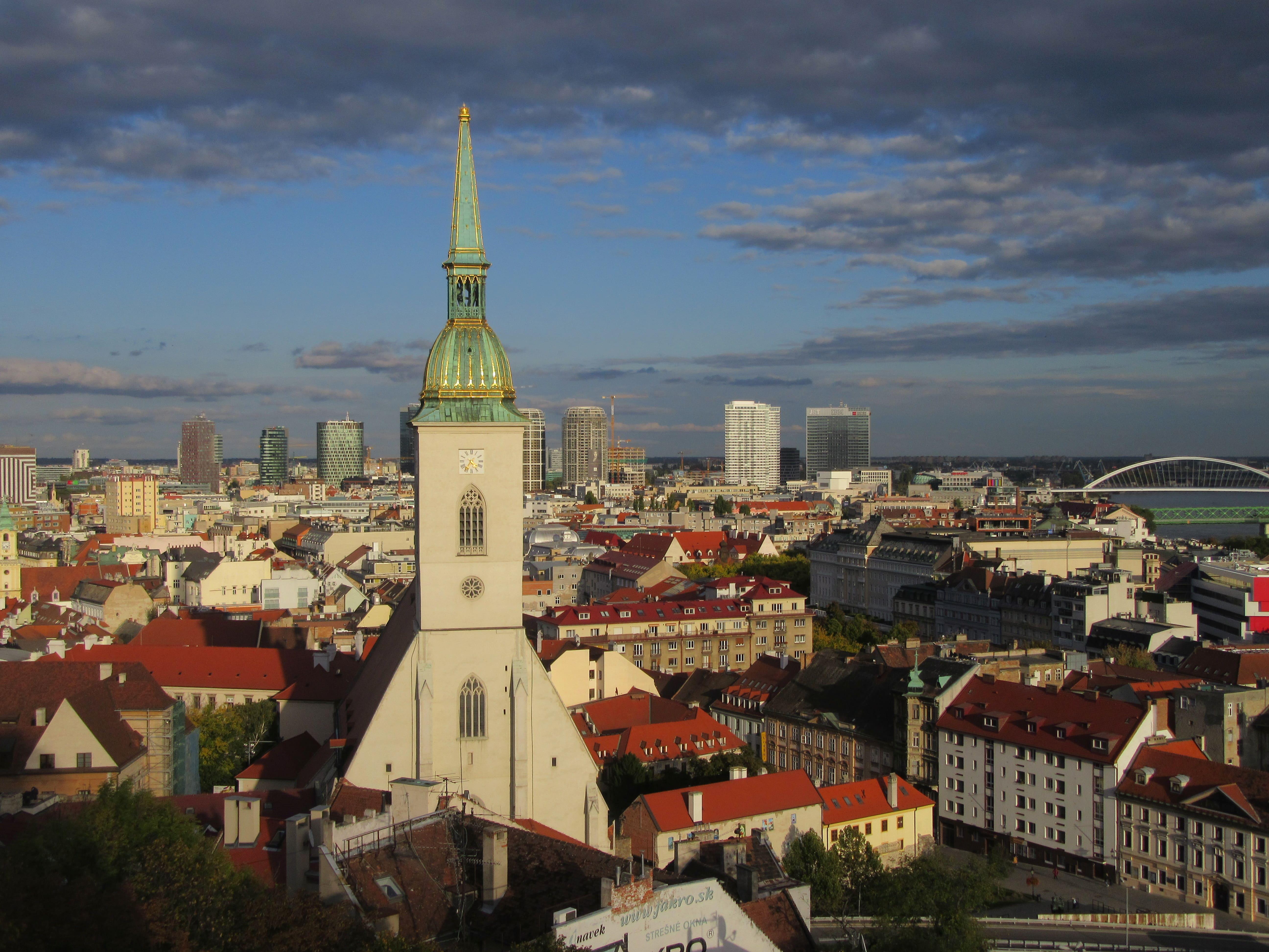 Voyage à Bratislava en Slovaquie