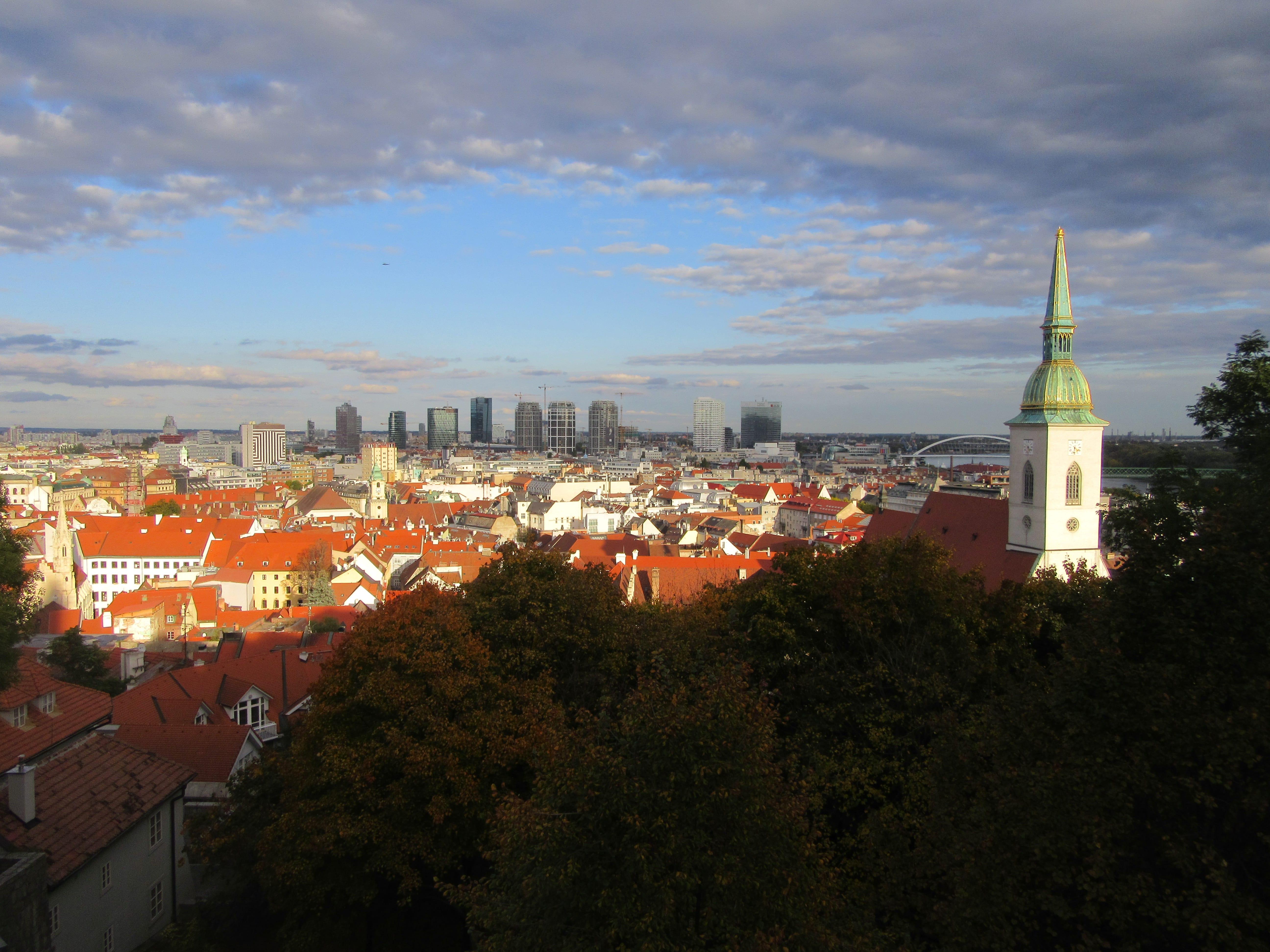 voyage Bratislava Slovaquie