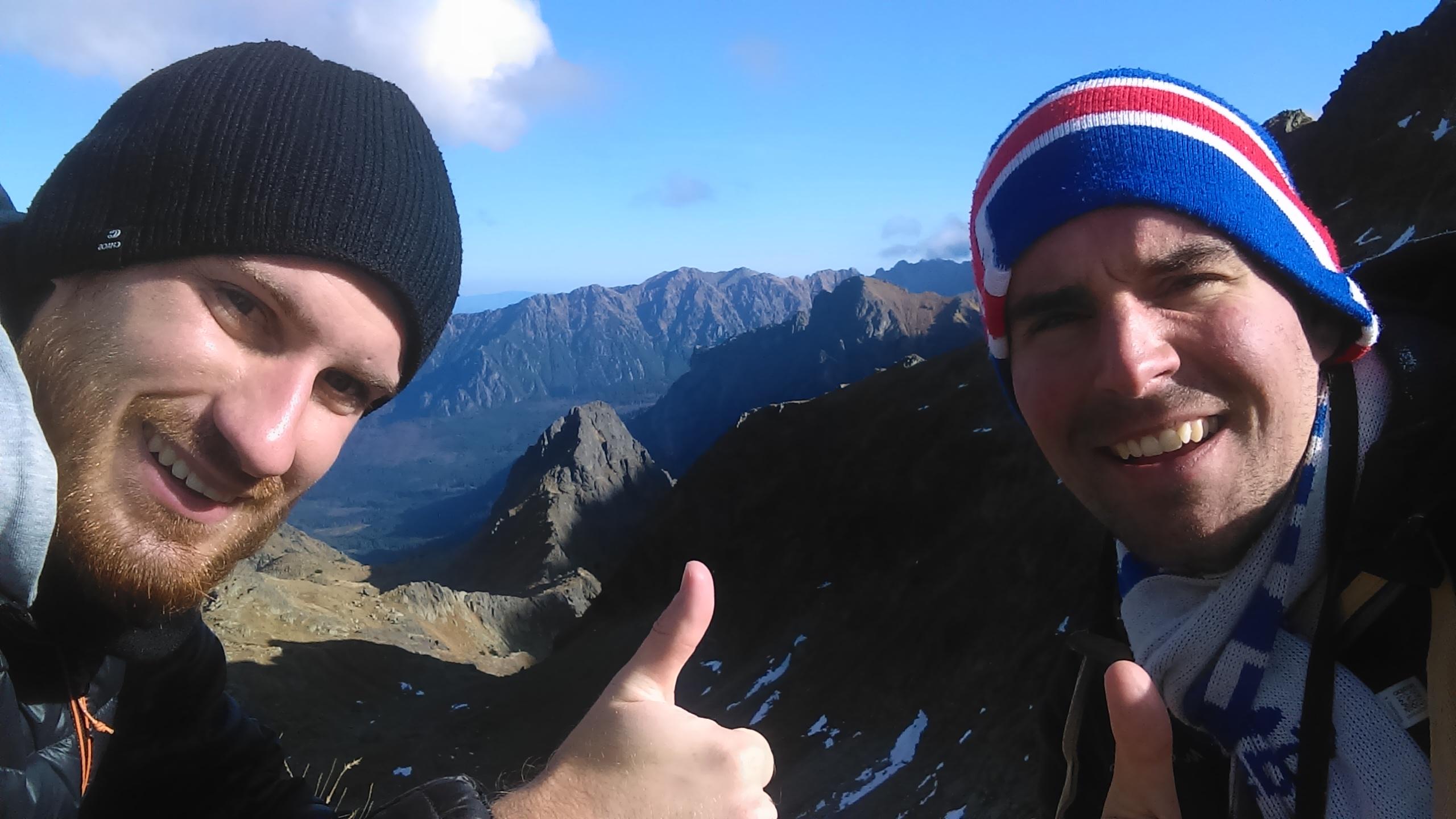 Randonnée Hautes Tatras Slovaquie Poľský hrebeň