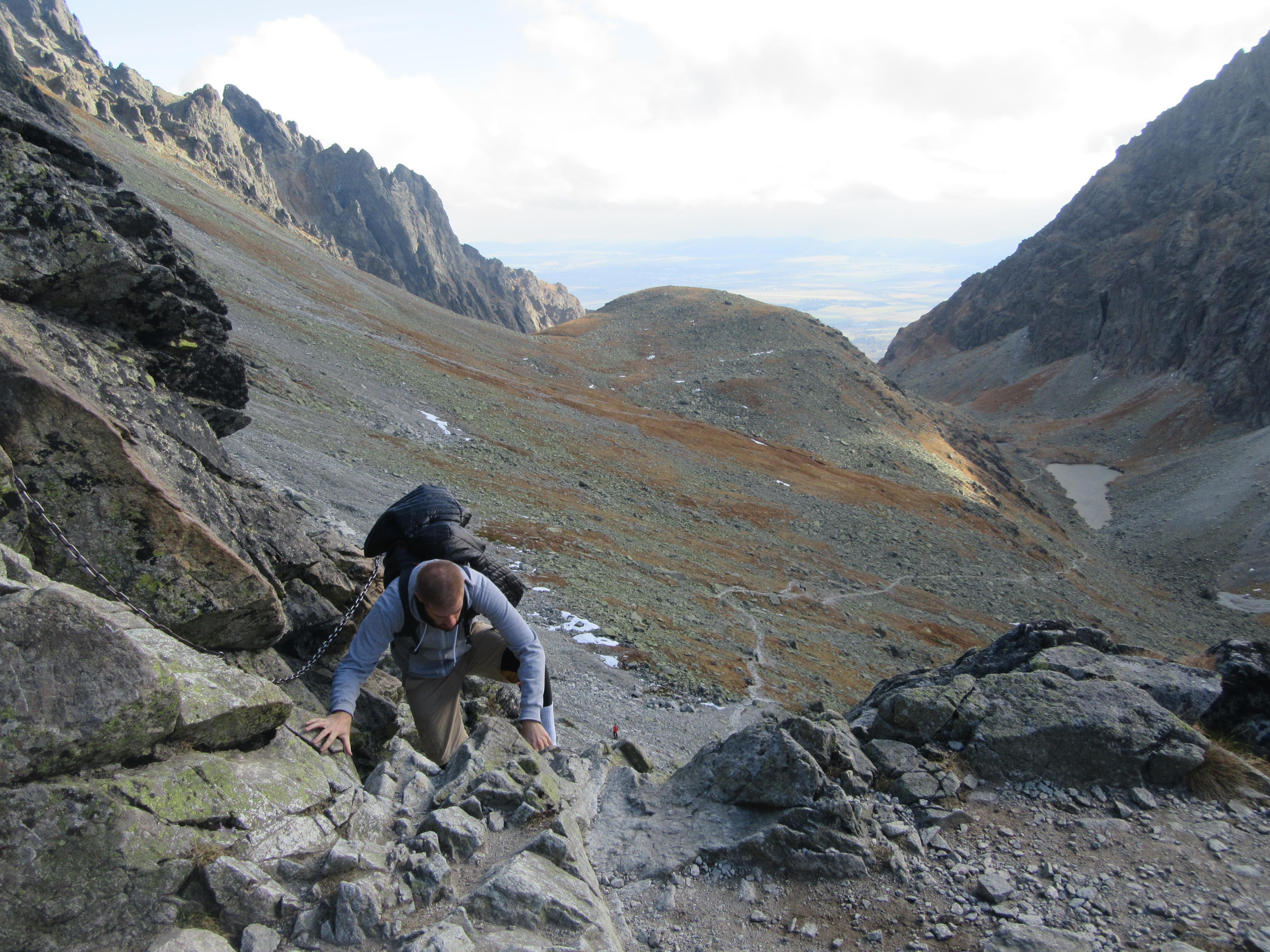 randonnée haute tatras polsky hreben