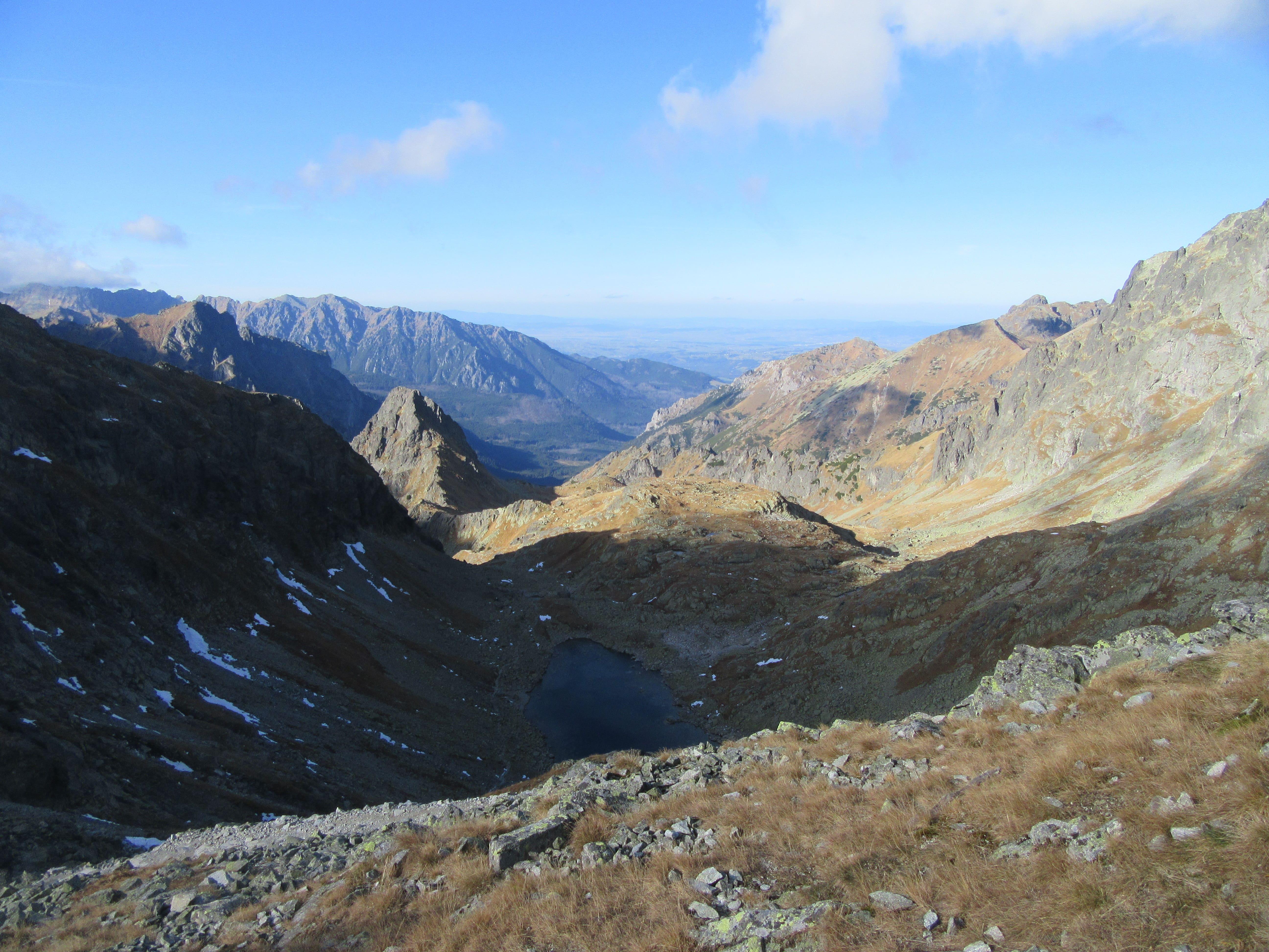 randonnée Hautes Tatras en Slovaquie
