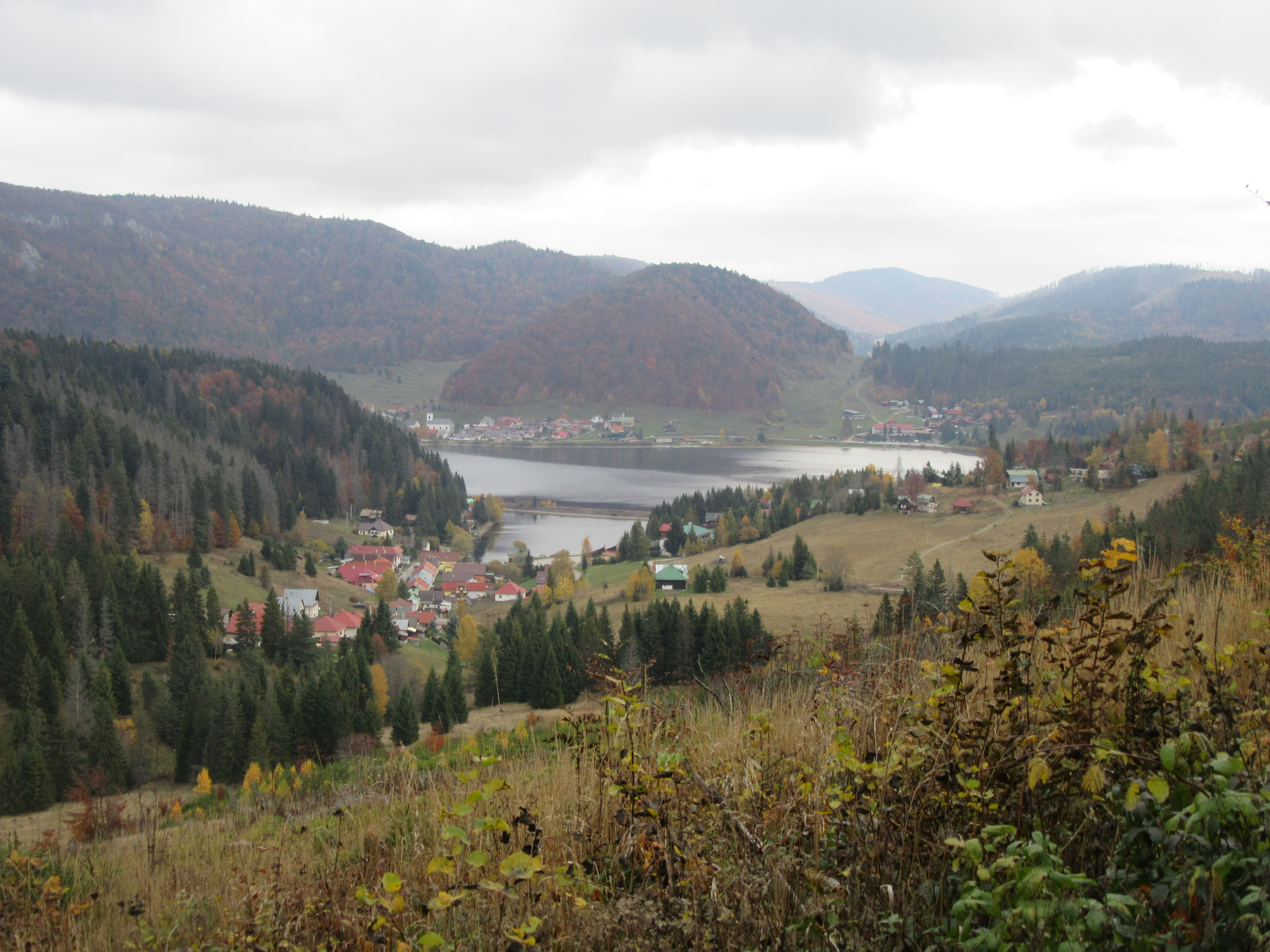 randonnée dans le parc national du Paradis Slovaque