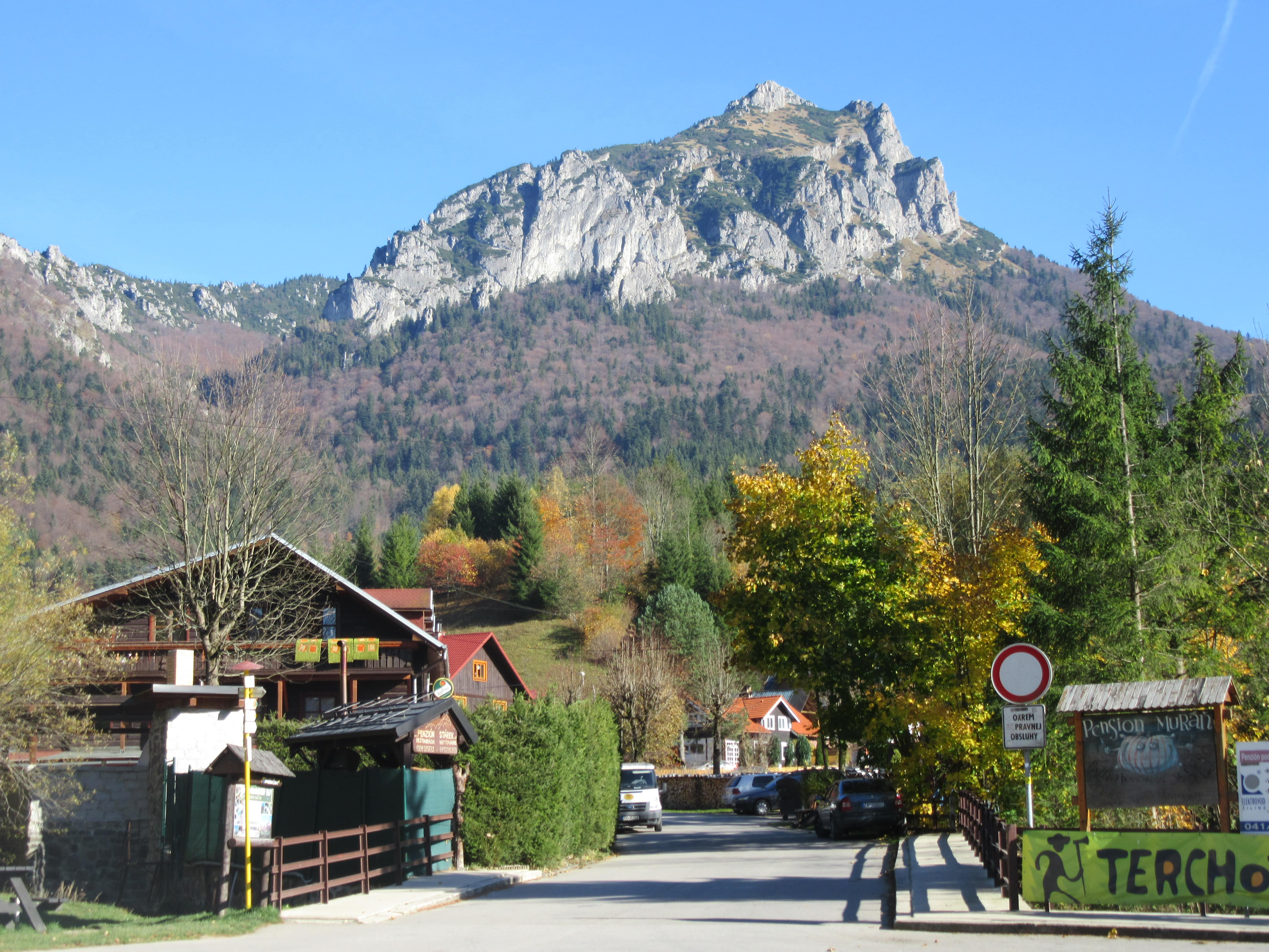 randonnée mala fatra Slovaquie