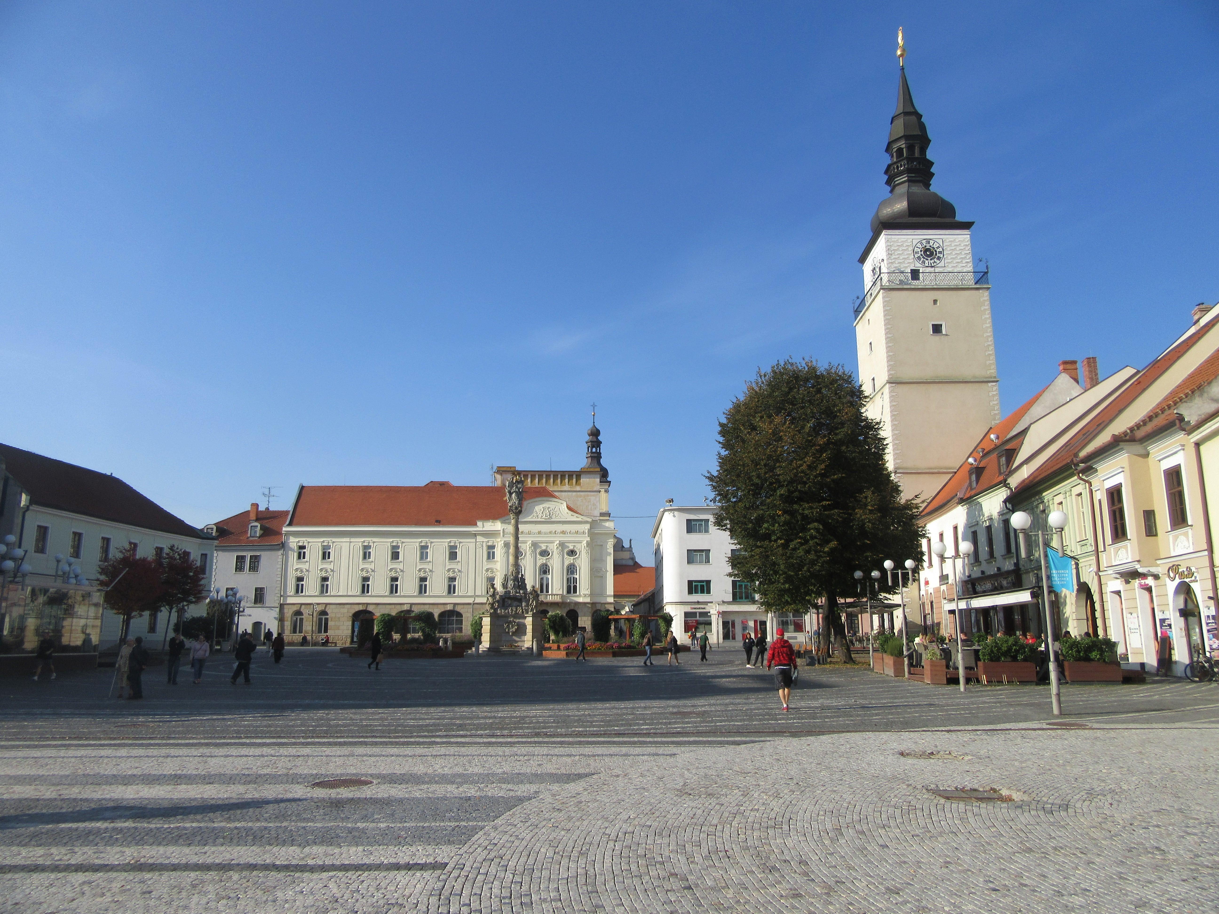 La petite rome slovaque Trnava