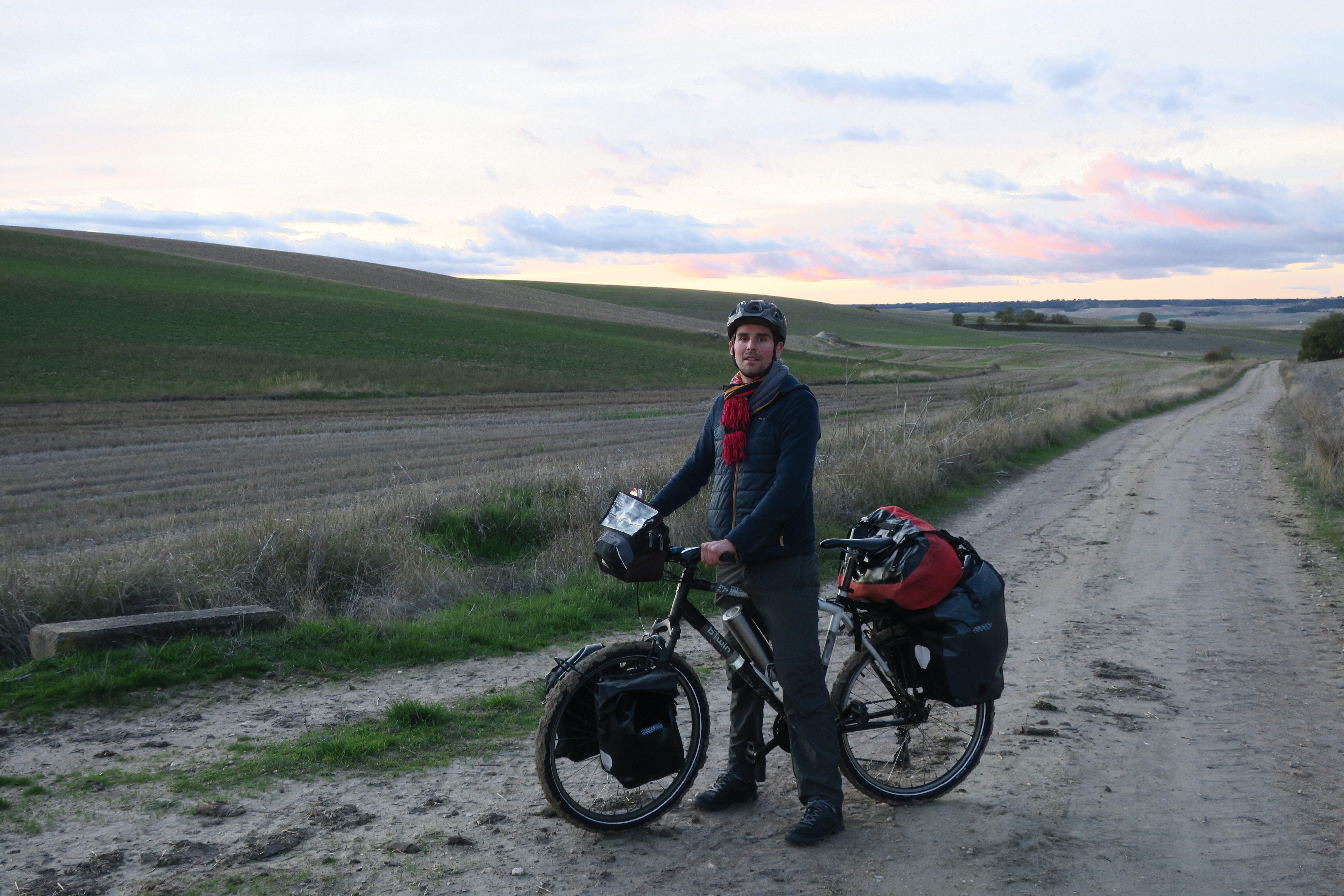 piste à vélo Castille et Léon Espagne