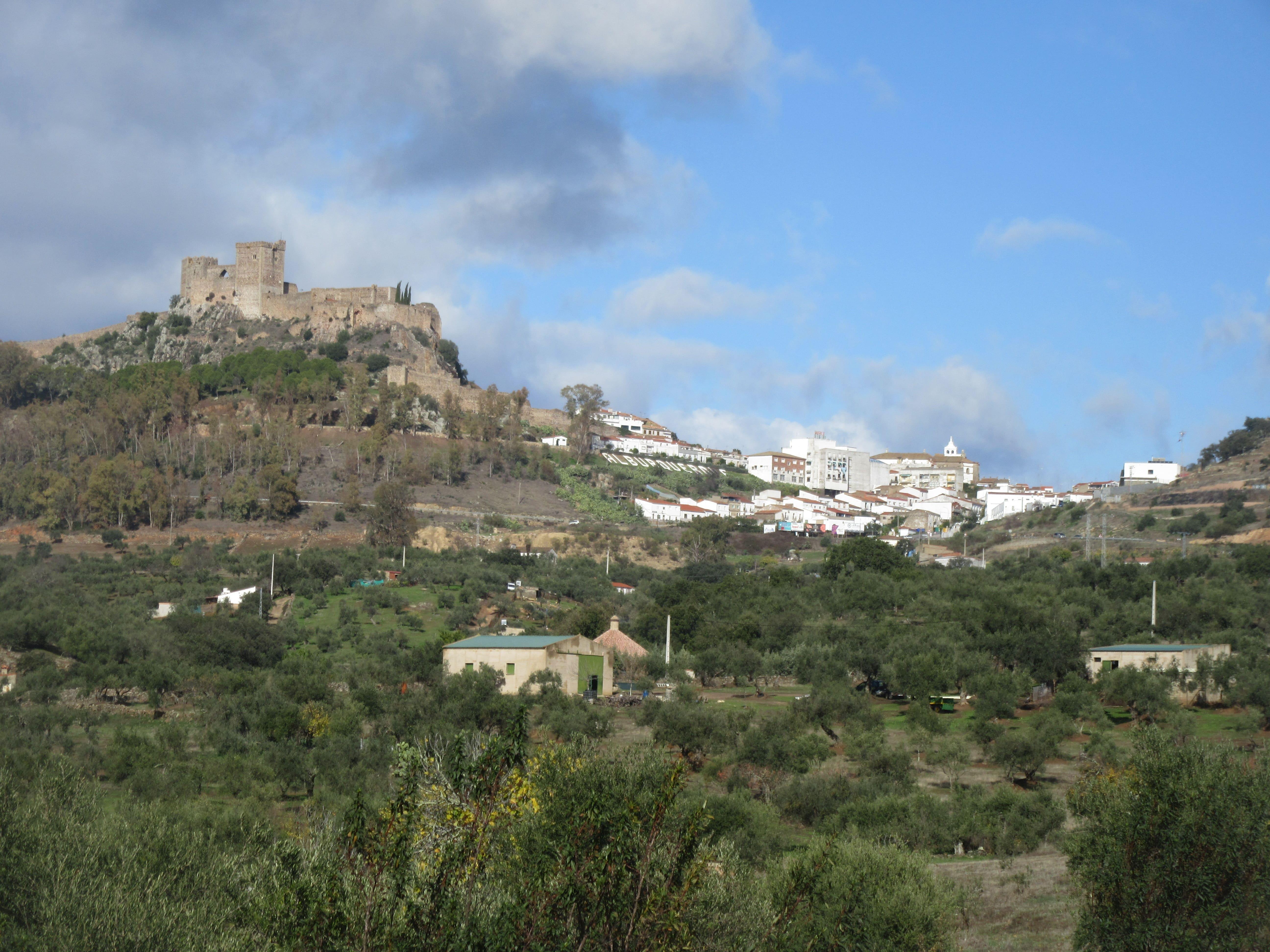 alburquerque en Espagne