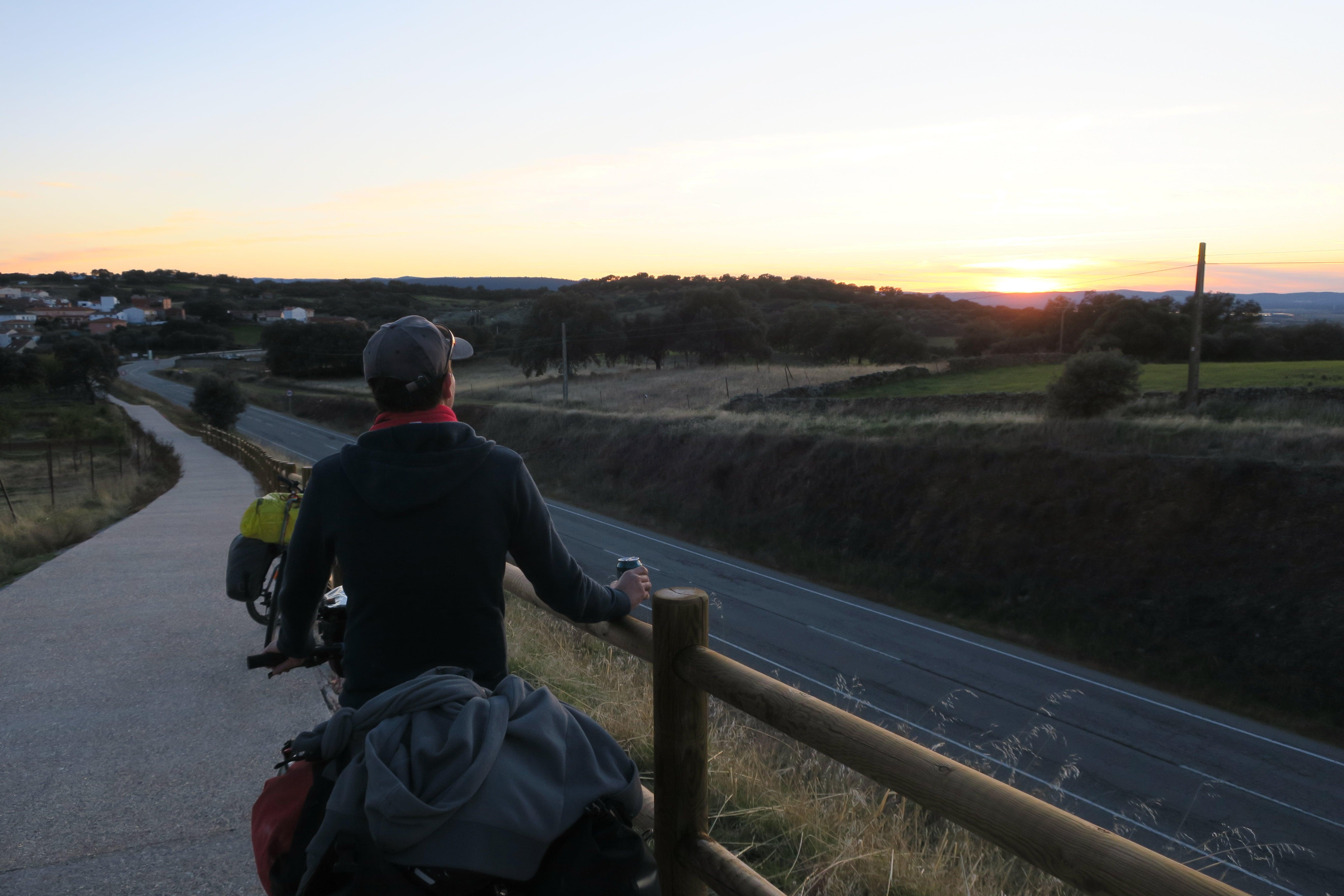 Estremadure à vélo voyage