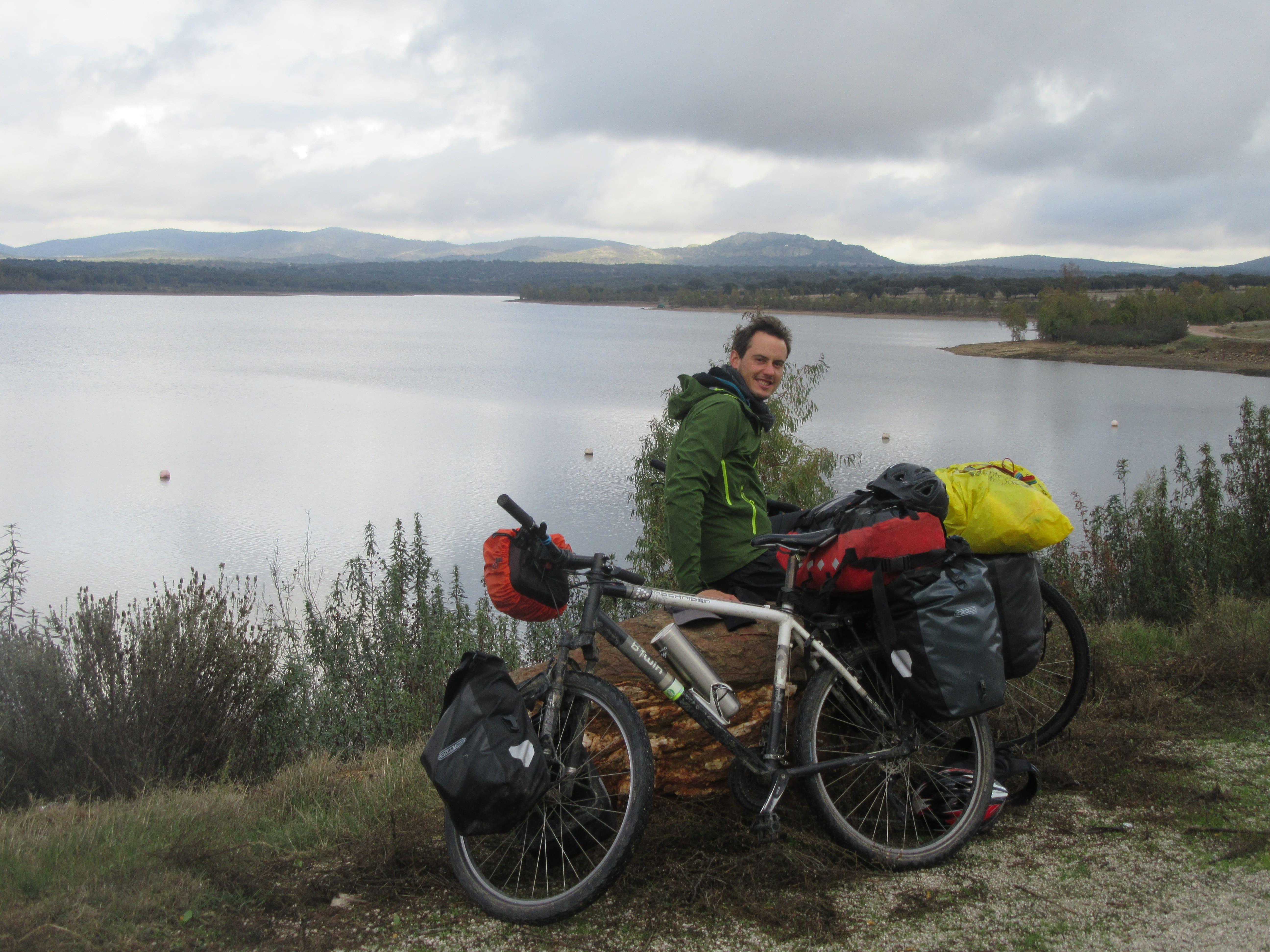 voyage a vélo en Espagne
