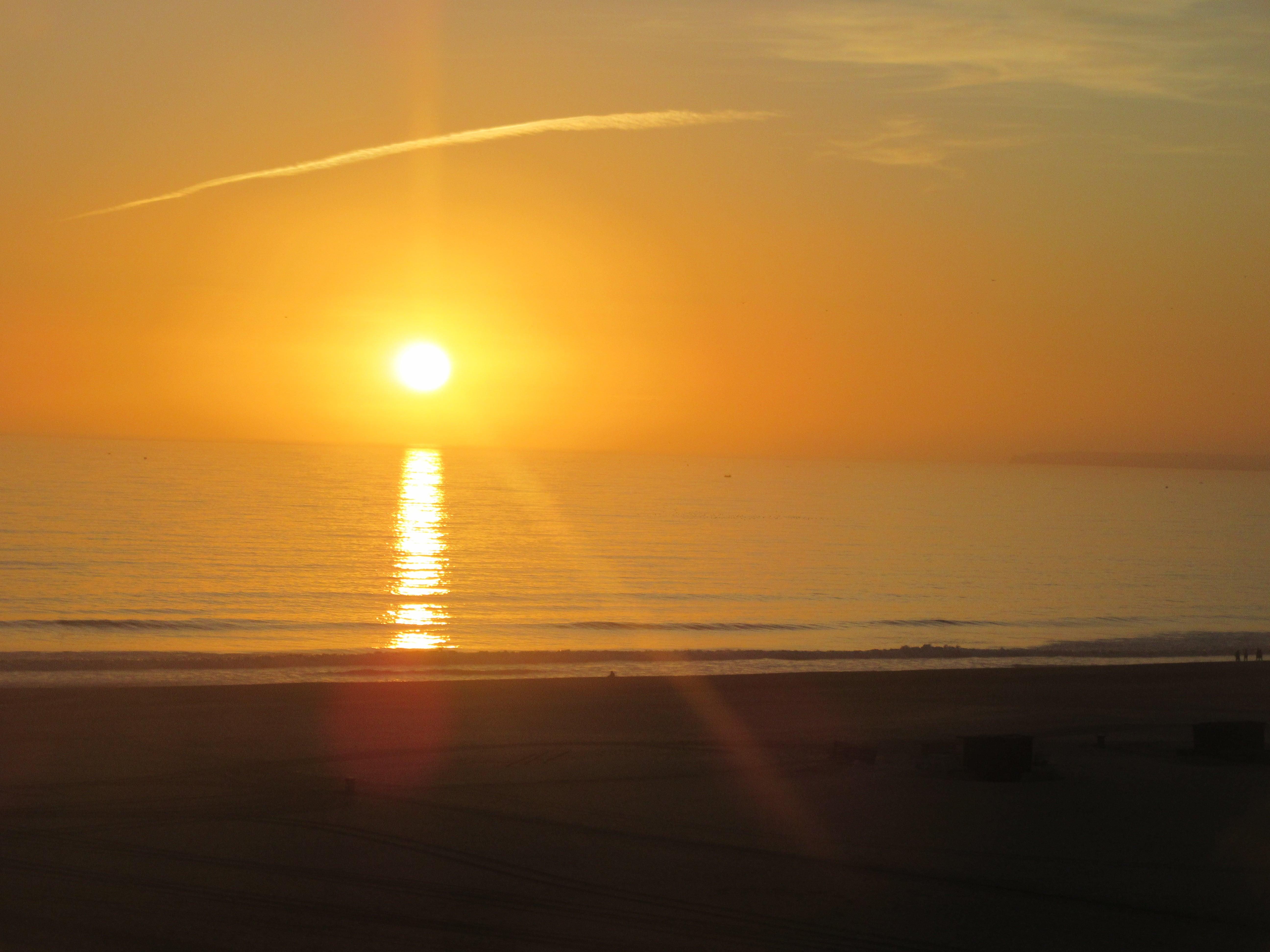 coucher de soleil Algarve