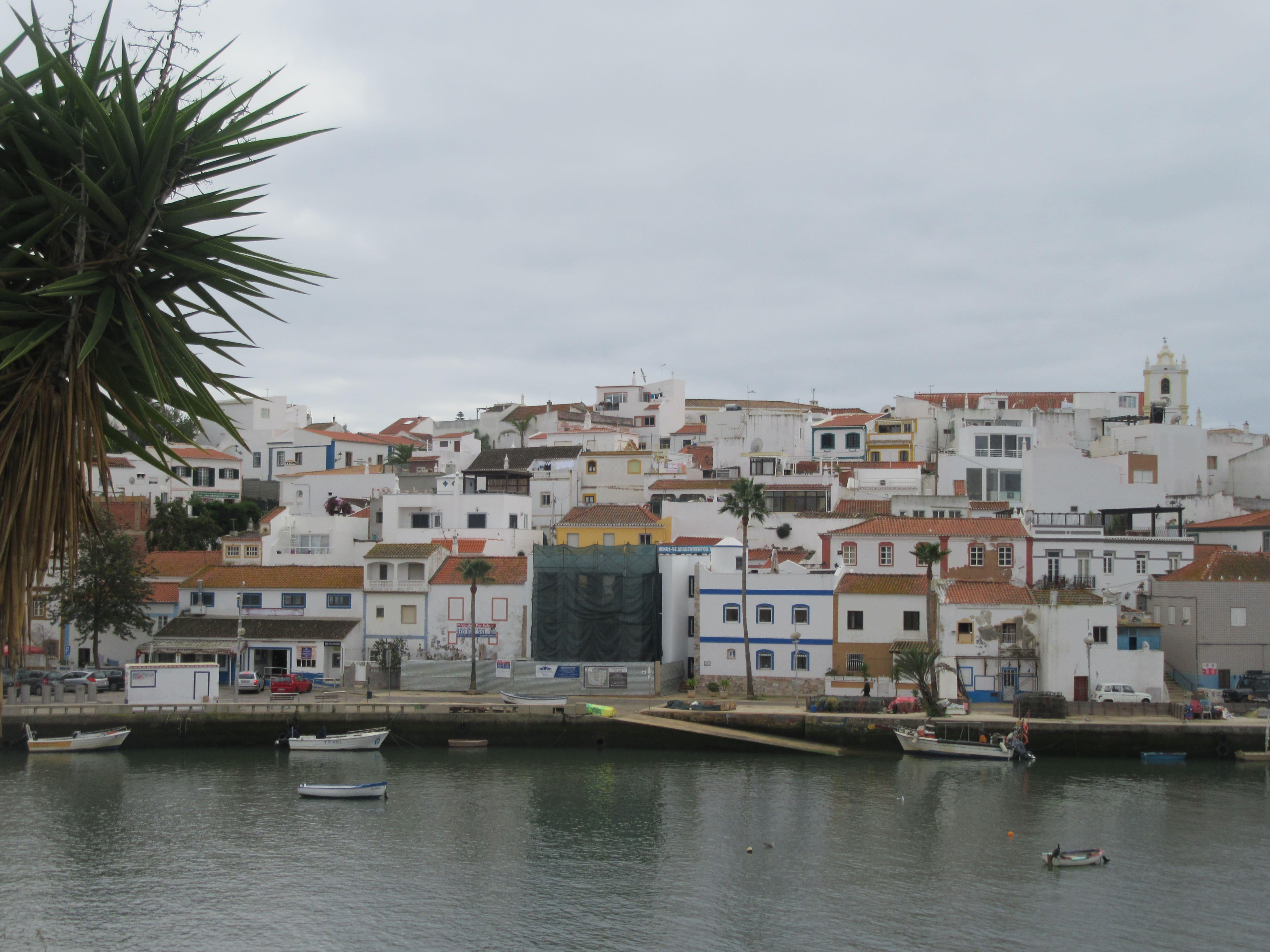 Ferragudo AlgarvePortugal