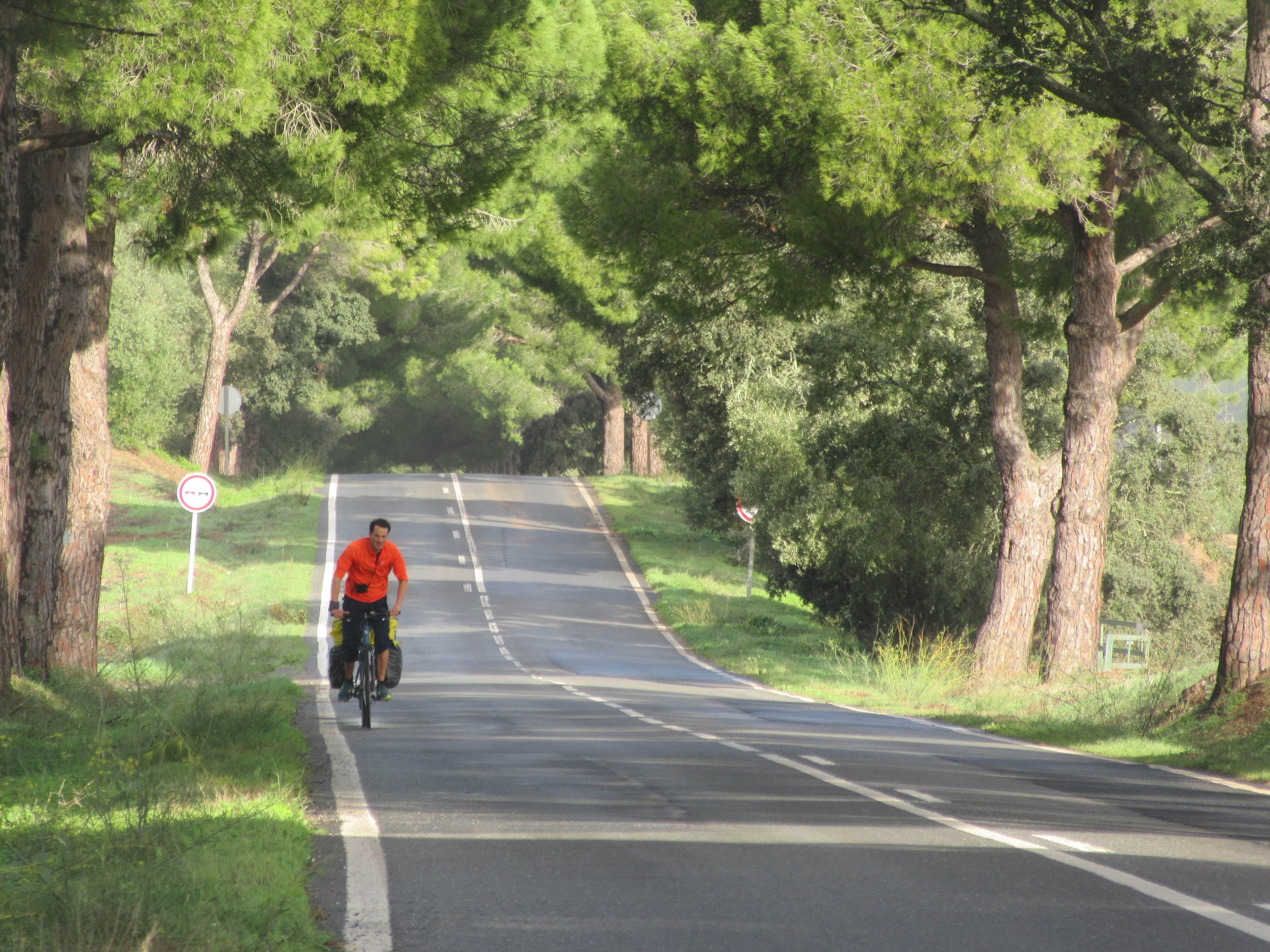 voyage a vélo en Alentejo
