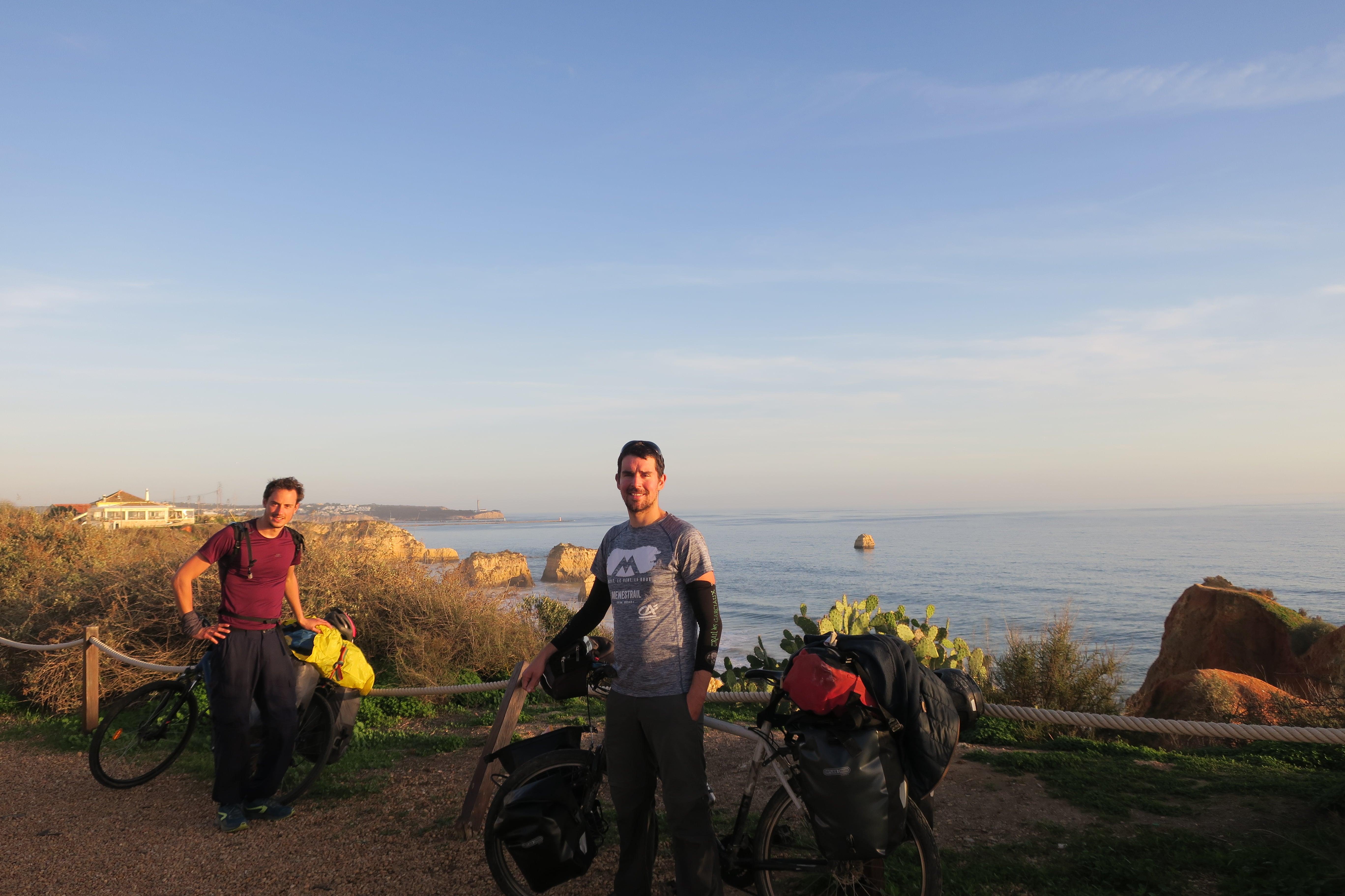 Voyage a vélo au Portugal