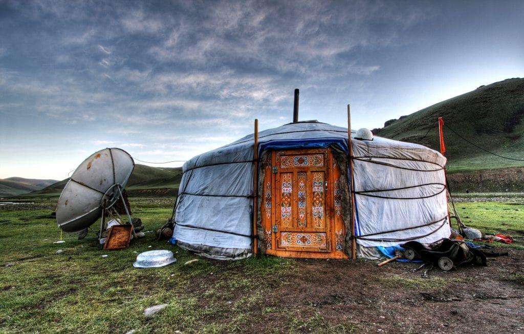 trekking mongolie yourtes