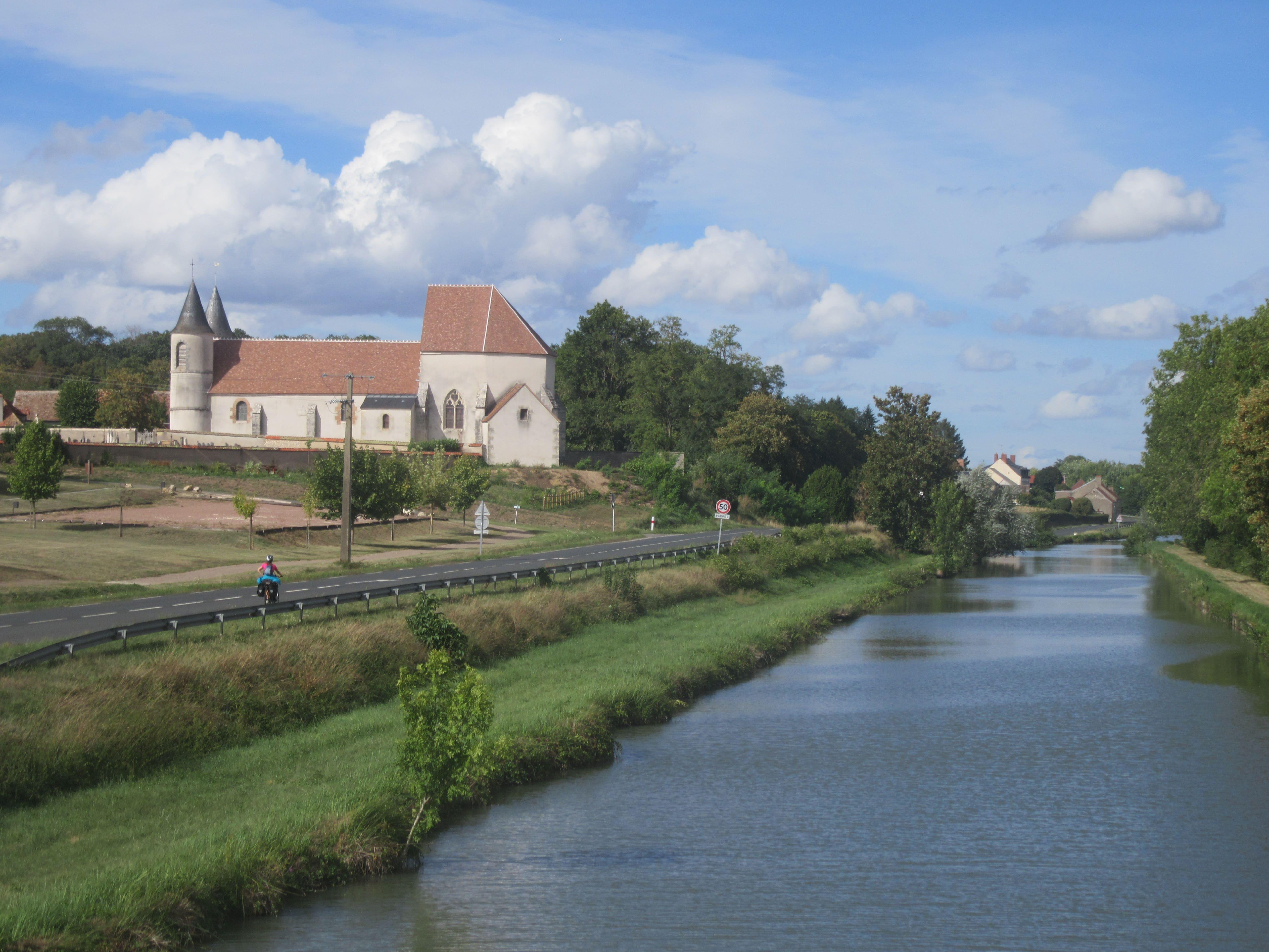 Voyage sur la Loire à Vélo