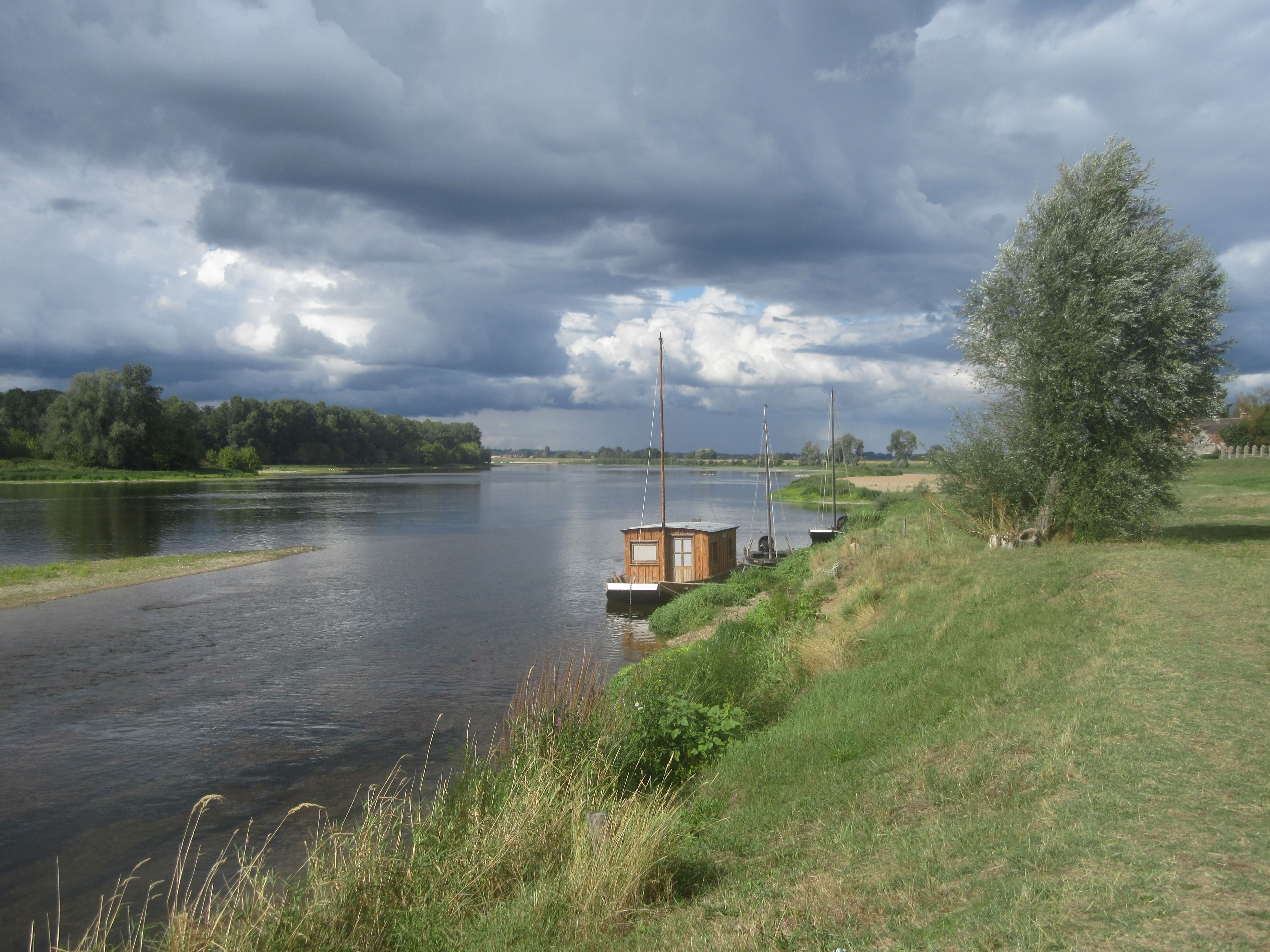 Voyage à vélo en Val de Loire