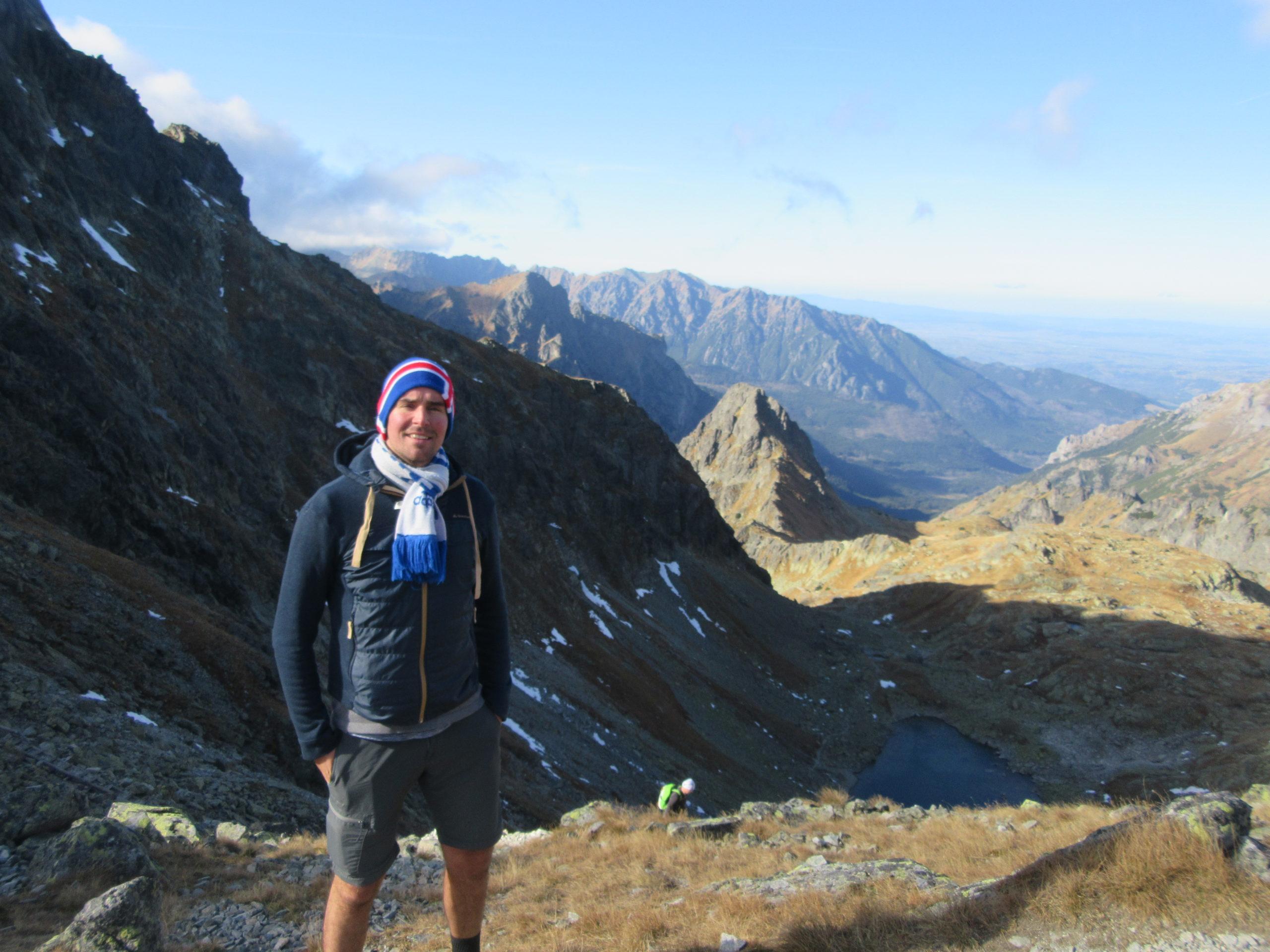 Randonnée dans le massif des Hautes Tatras en Slovaquie