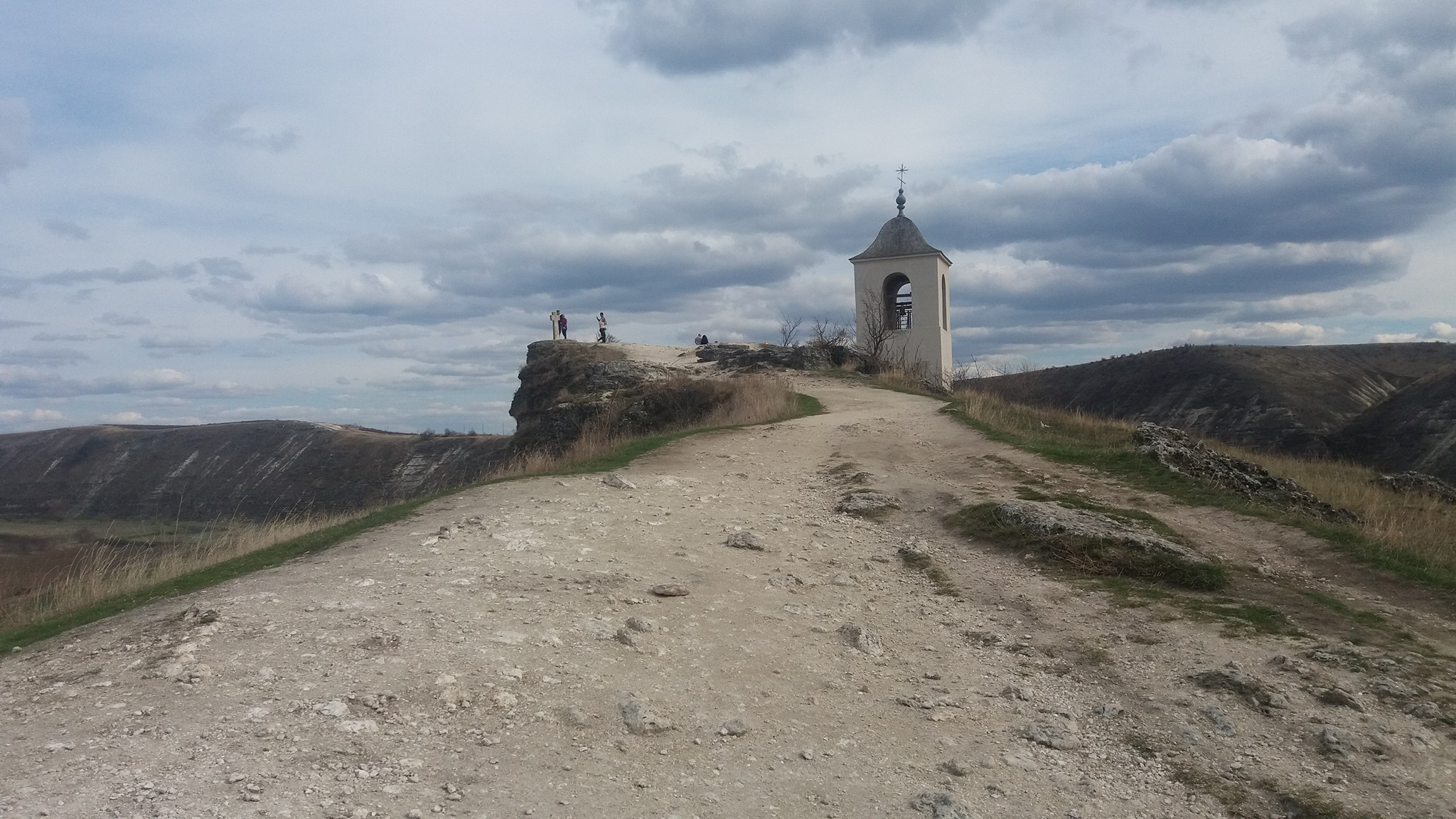 Monastère Orheiul Vechi en Moldavie